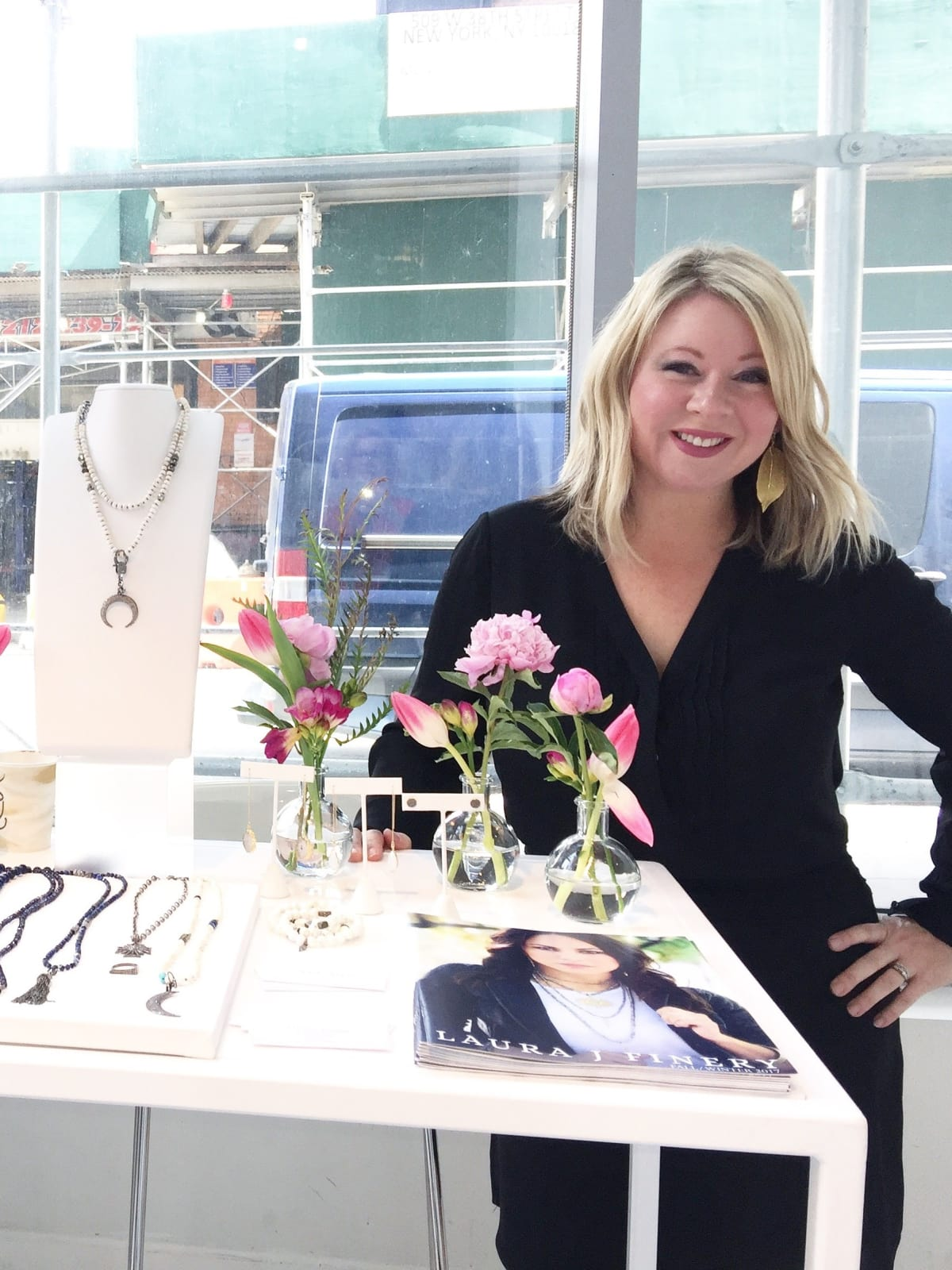 jewelry designers | Laura J Finery