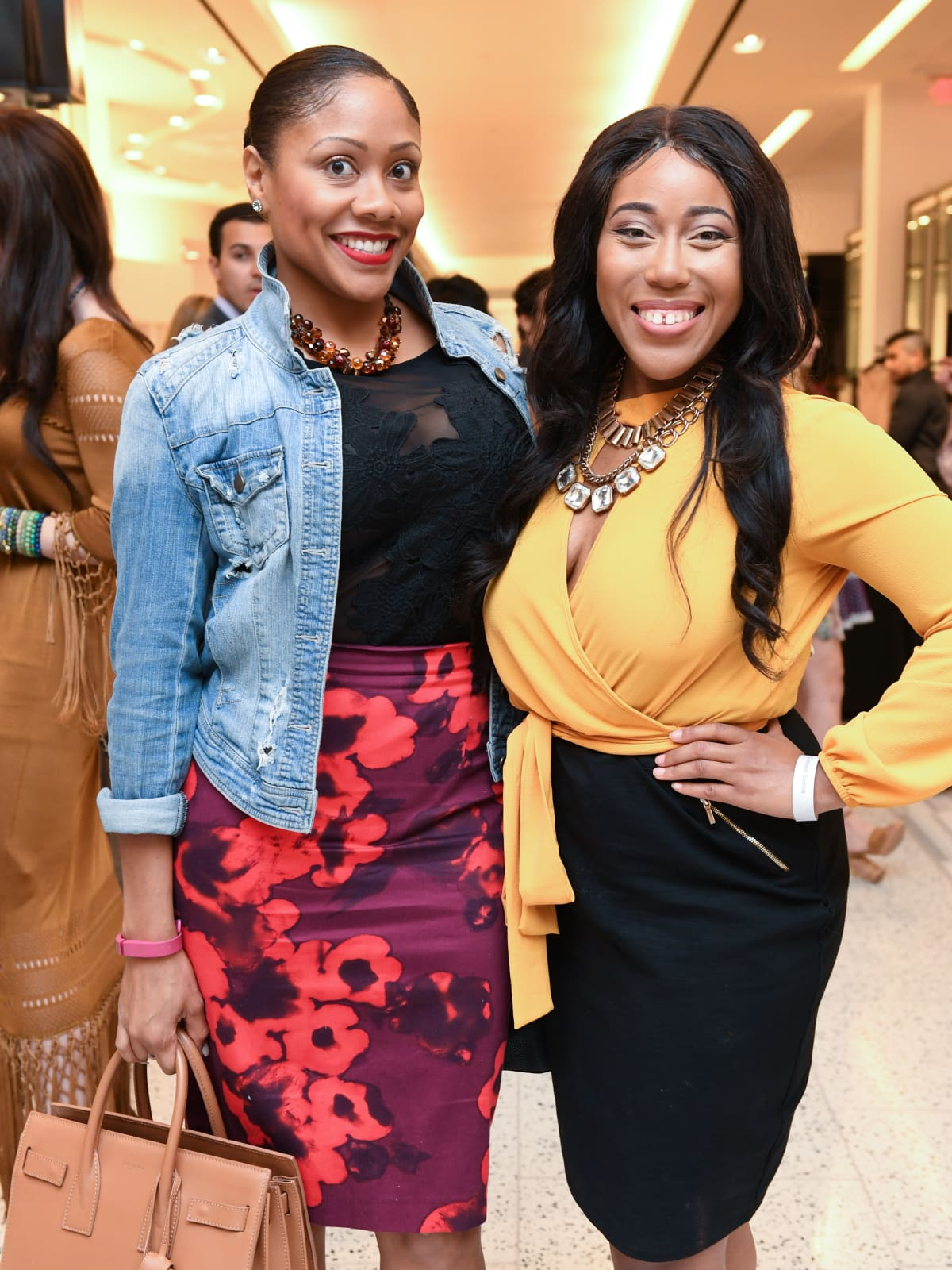 Houston, Women of Wardrobe Summer Soiree, August 2017, Diana Morcho, Jazz Simmons