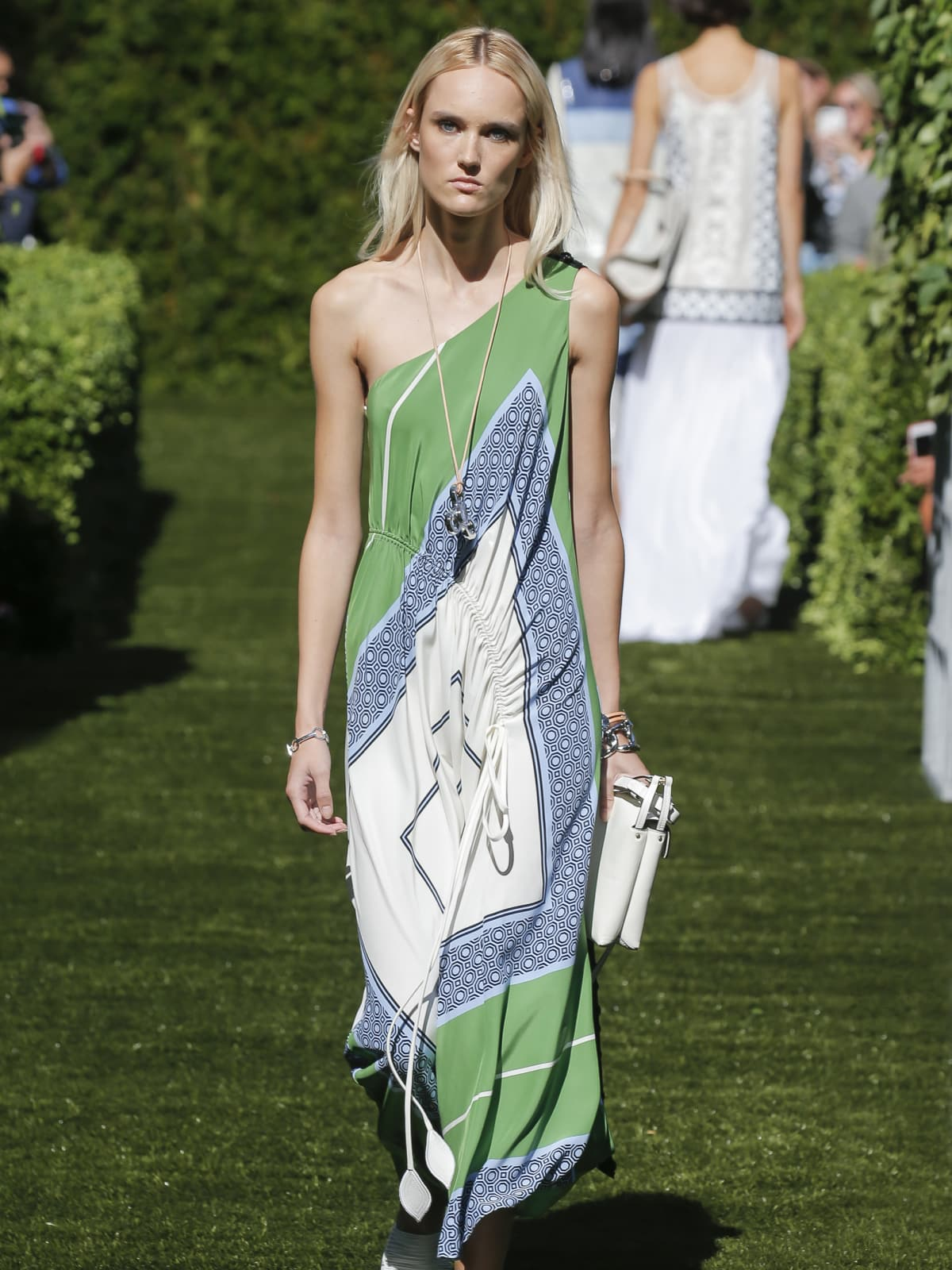 Tory Burch spring 2018 look 28