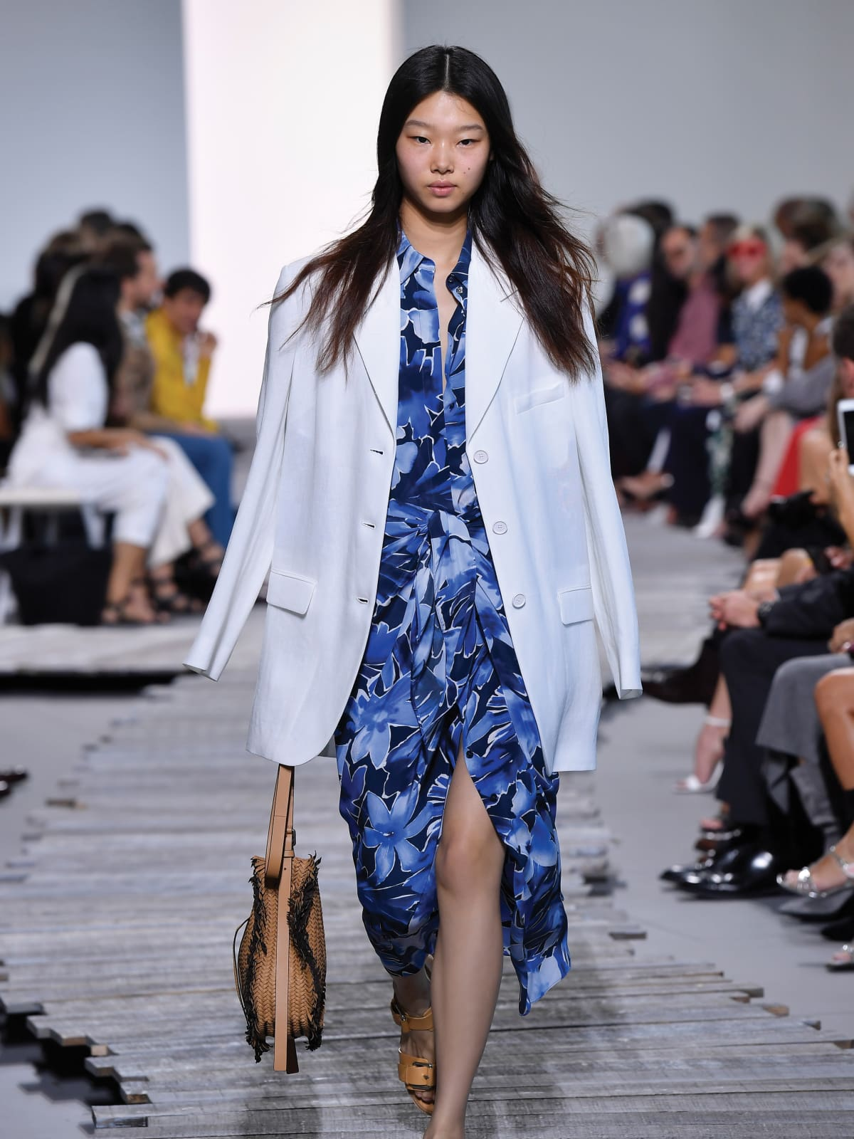 Michael Kors Collection look 22 spring 2018 New York Fashion Week
