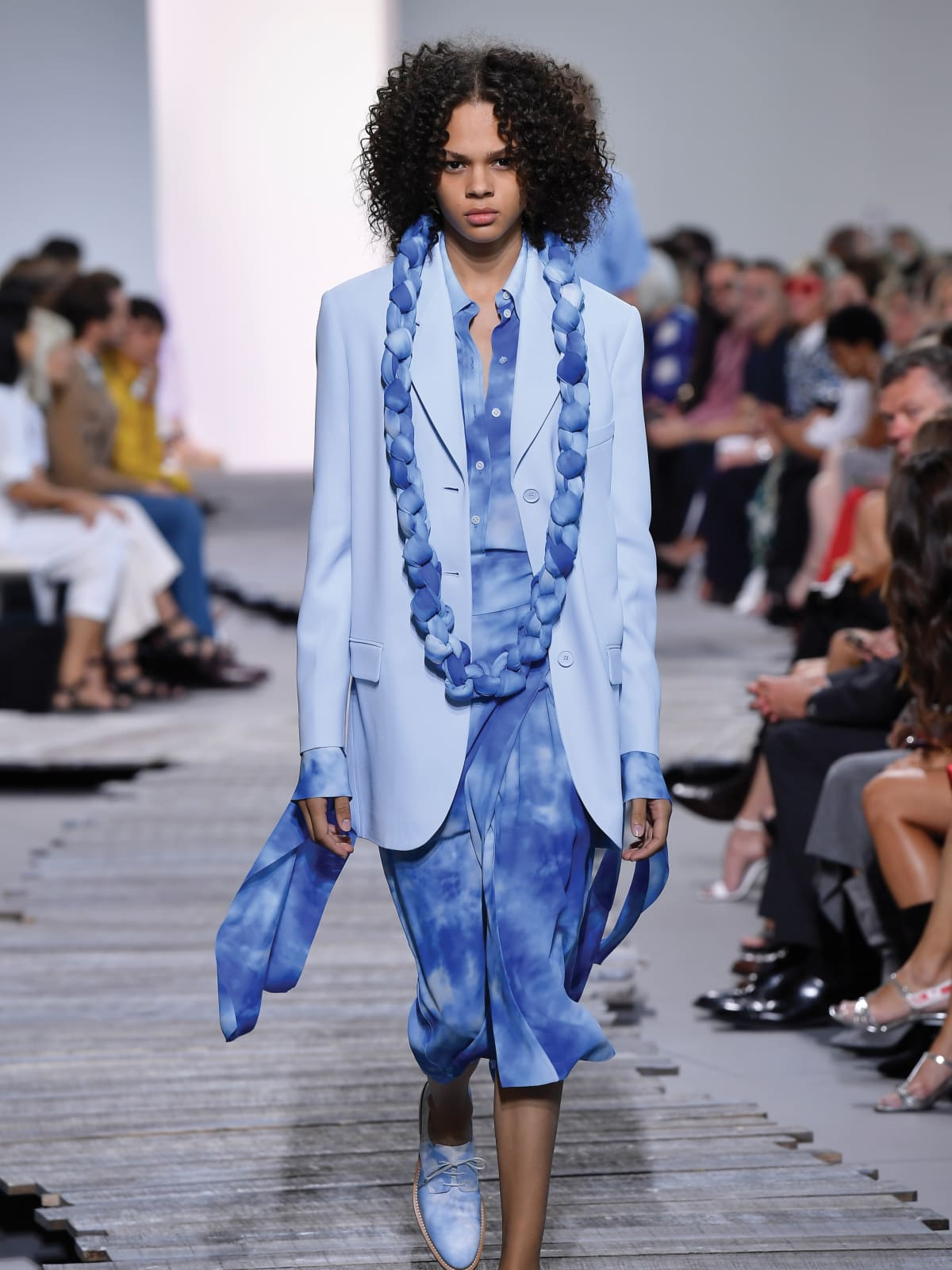 Michael Kors Collection look 9 spring 2018 New York Fashion Week