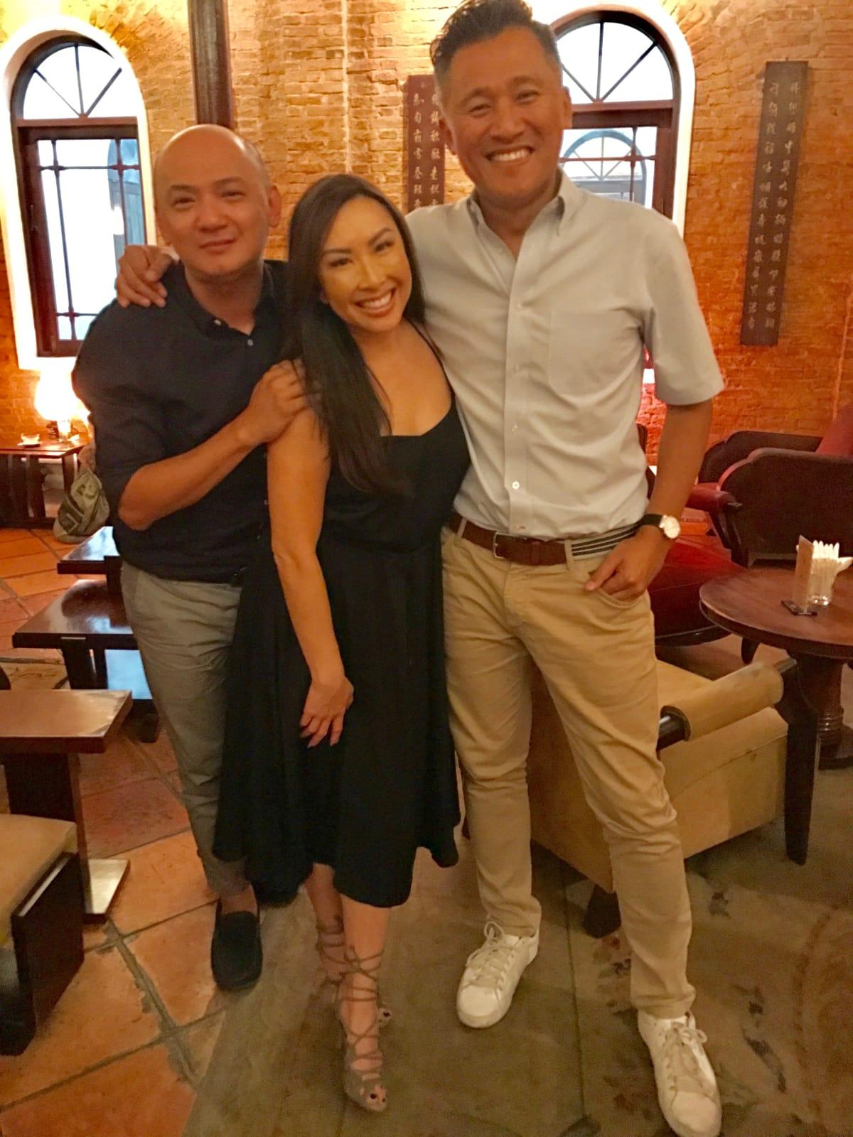 Saigon Stories: Adam Vuong, Lily Jang, Tue Nguyen