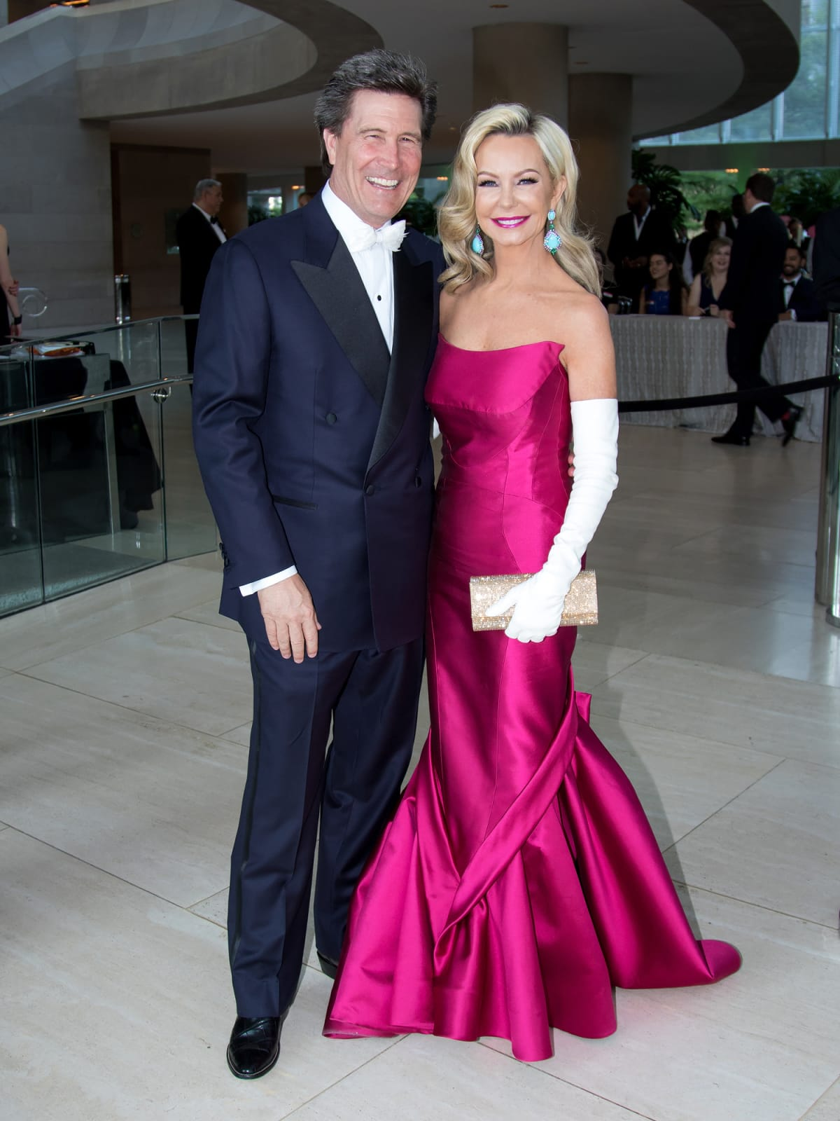Clay Cooley Dallas >> Dallas Symphony Orchestra Patrons Garner Standing O At Annual Gala
