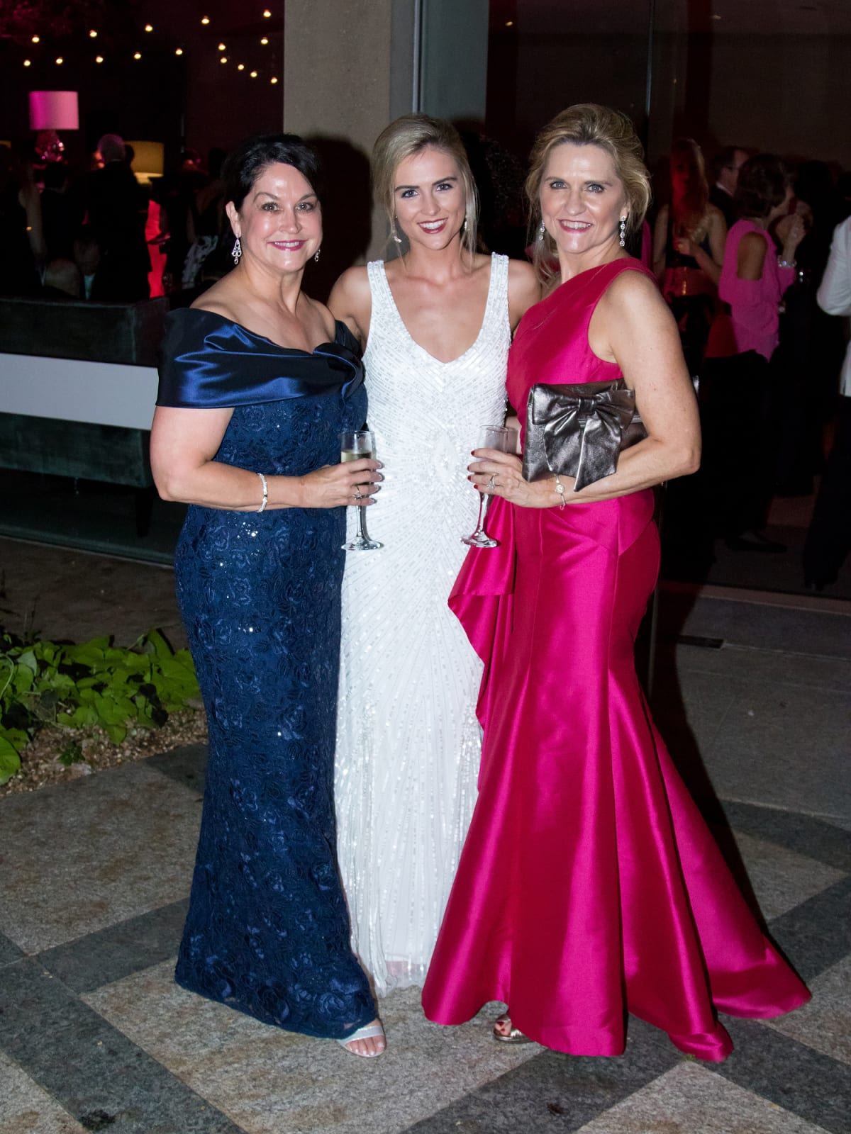 Mary Epperson, Olivia Lewis, Melissa Lewis