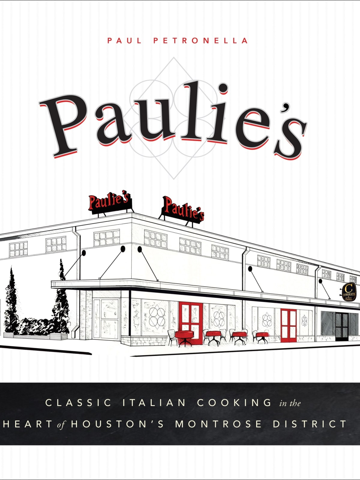 Paulie's Cookbook cover