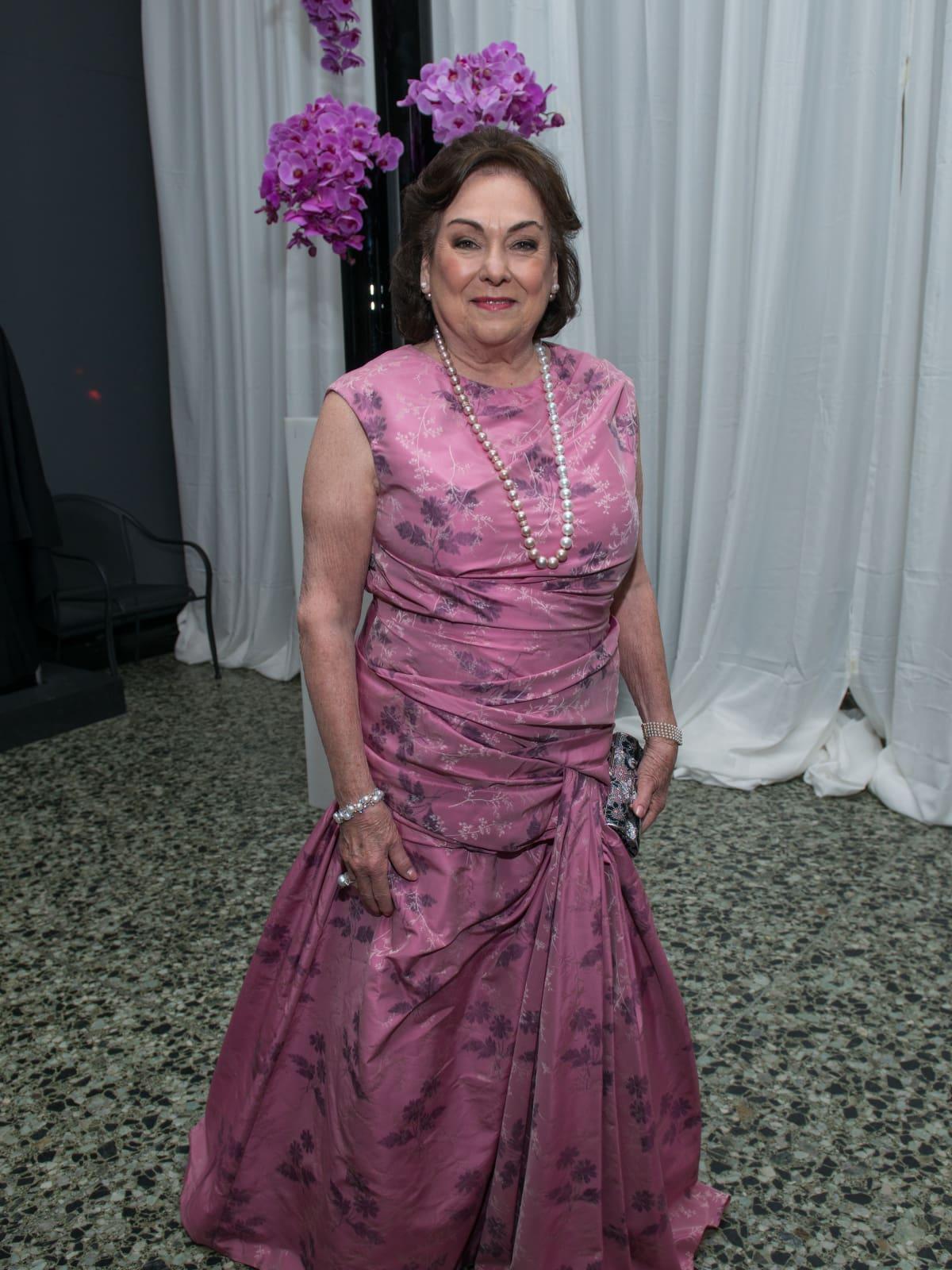 Houston, MFAH Oscar de la Renta Ball, Rose Cullne, Oscar de la Renta
