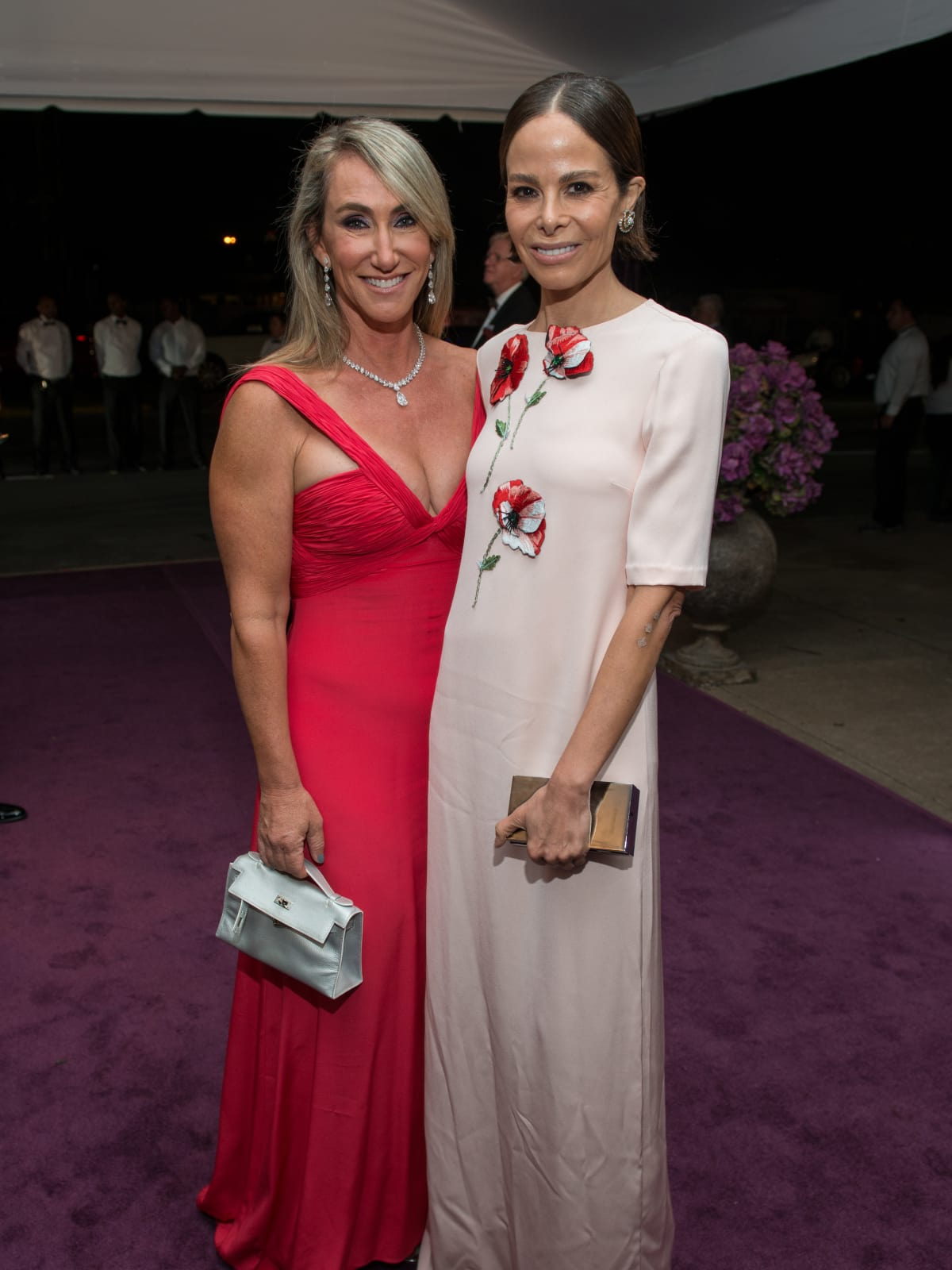 Courtney Lanier Sarofim, Allison Sarofim at MFAH Grand Gala Ball 2017
