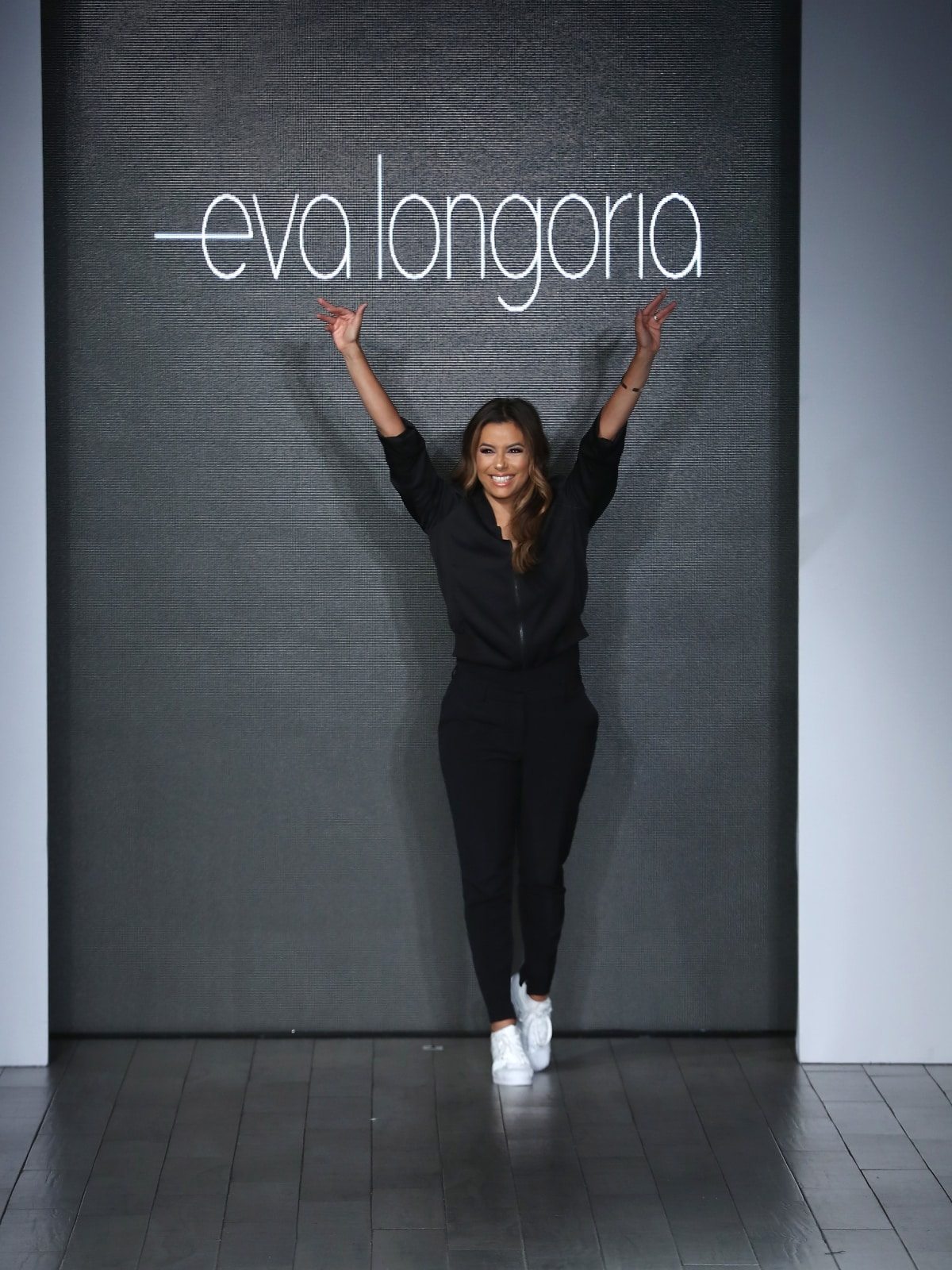 Eva Longoria New York Fashion Week 2017