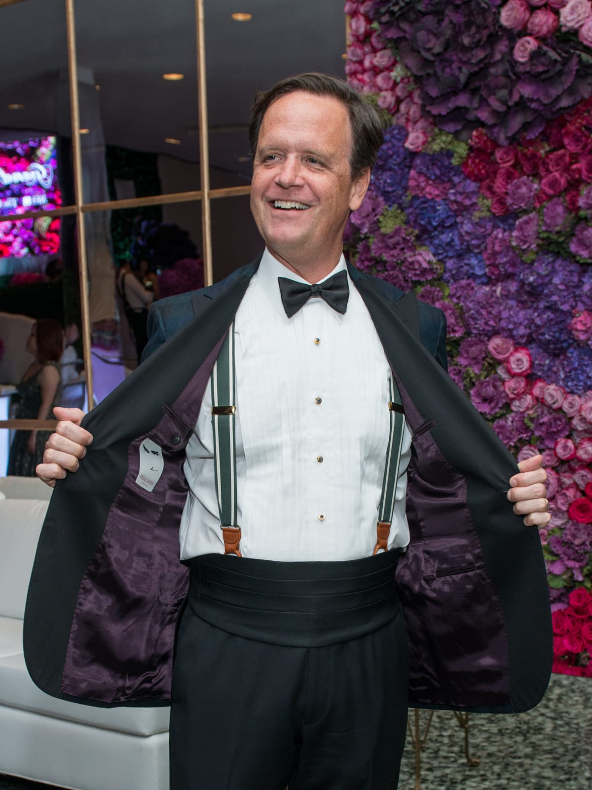 Christopher Gardner at MFAH Grand Gala Ball