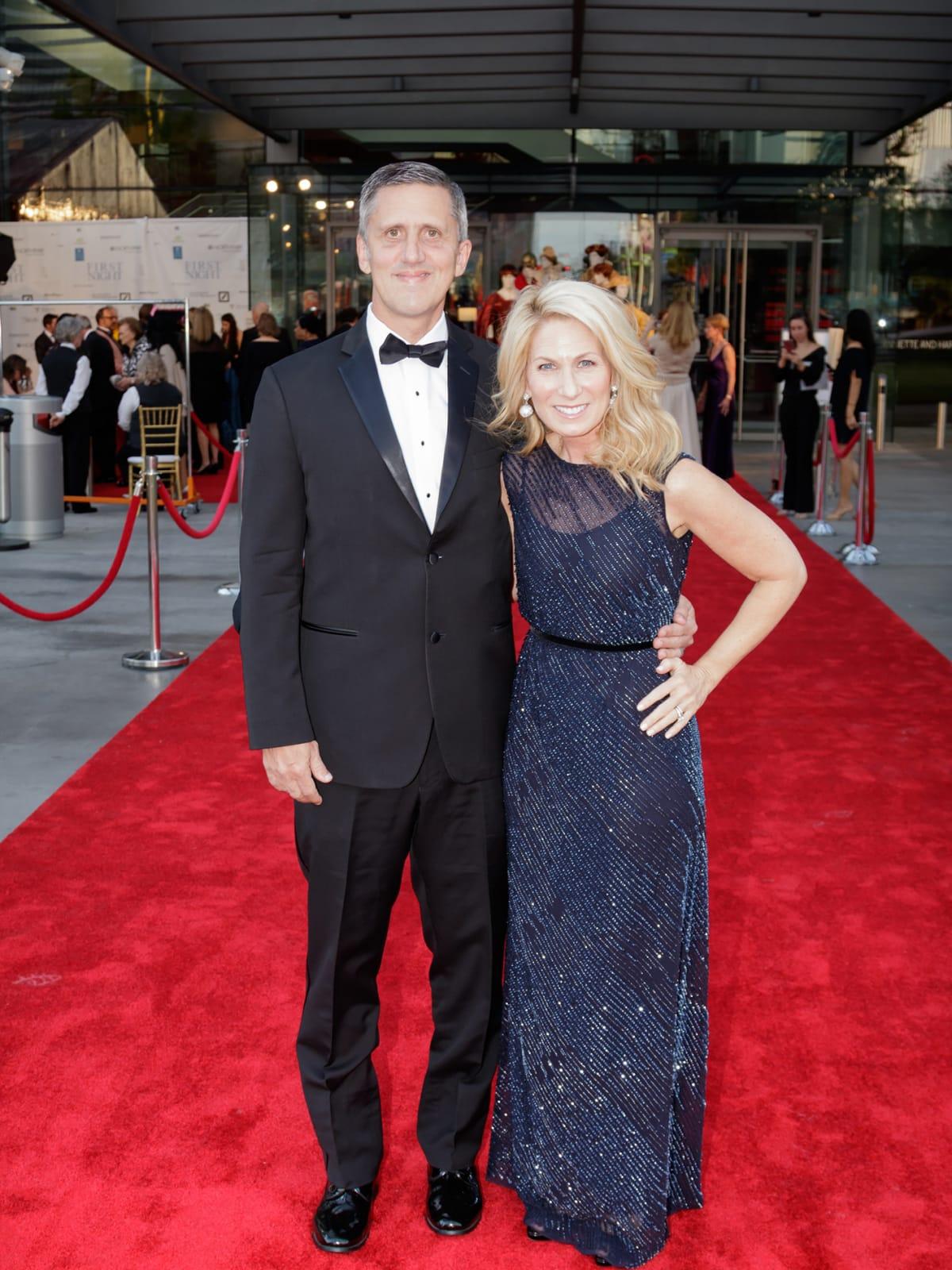 Andrew Coleman, Karen Coleman