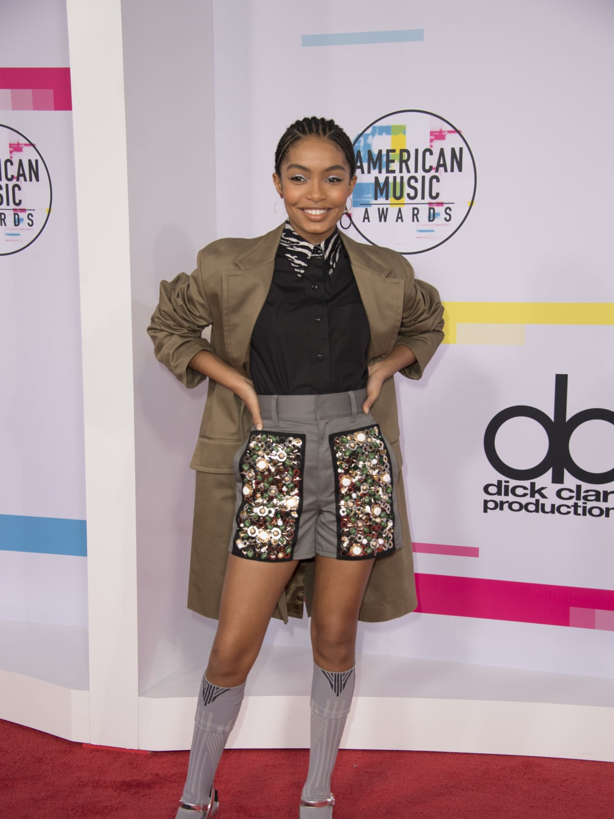 American Music Awards Yara Shahidi
