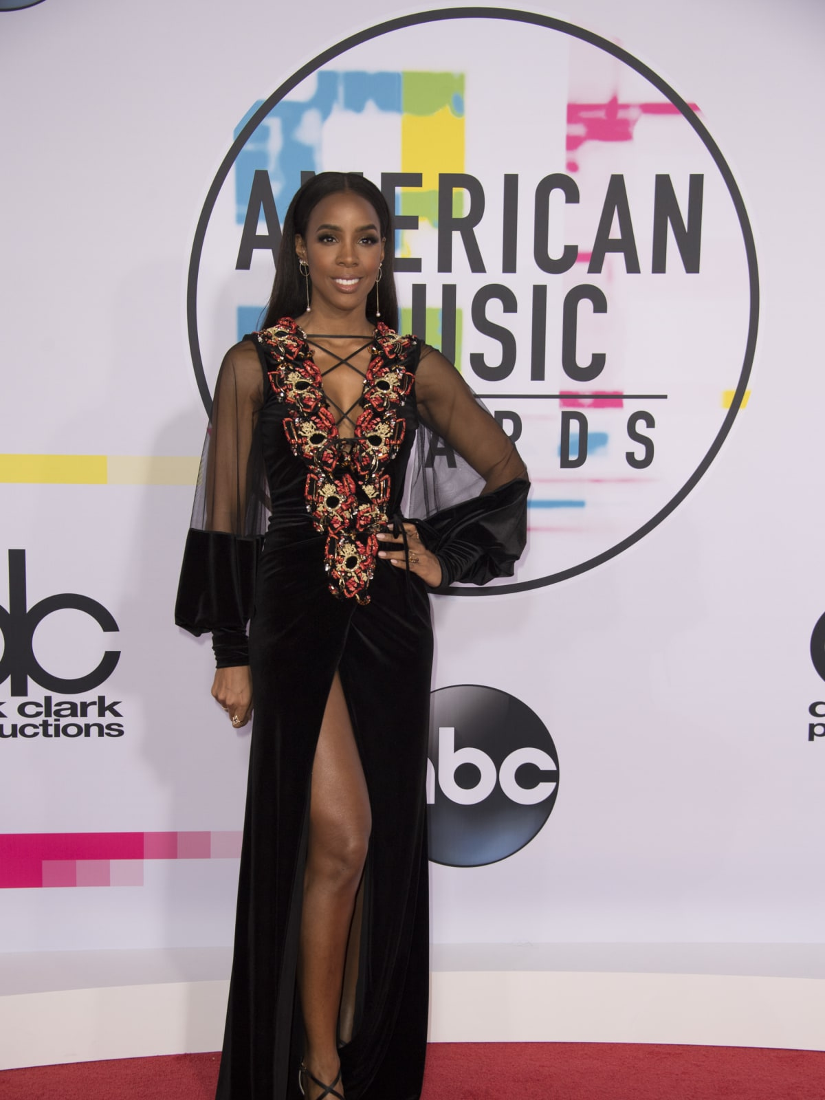 American Music Awards Kelly Rowland