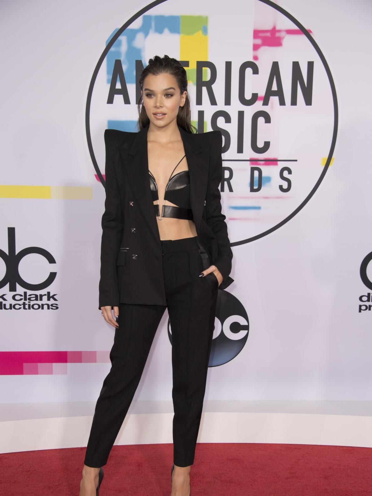 American Music Awards Hailee Steinfeld