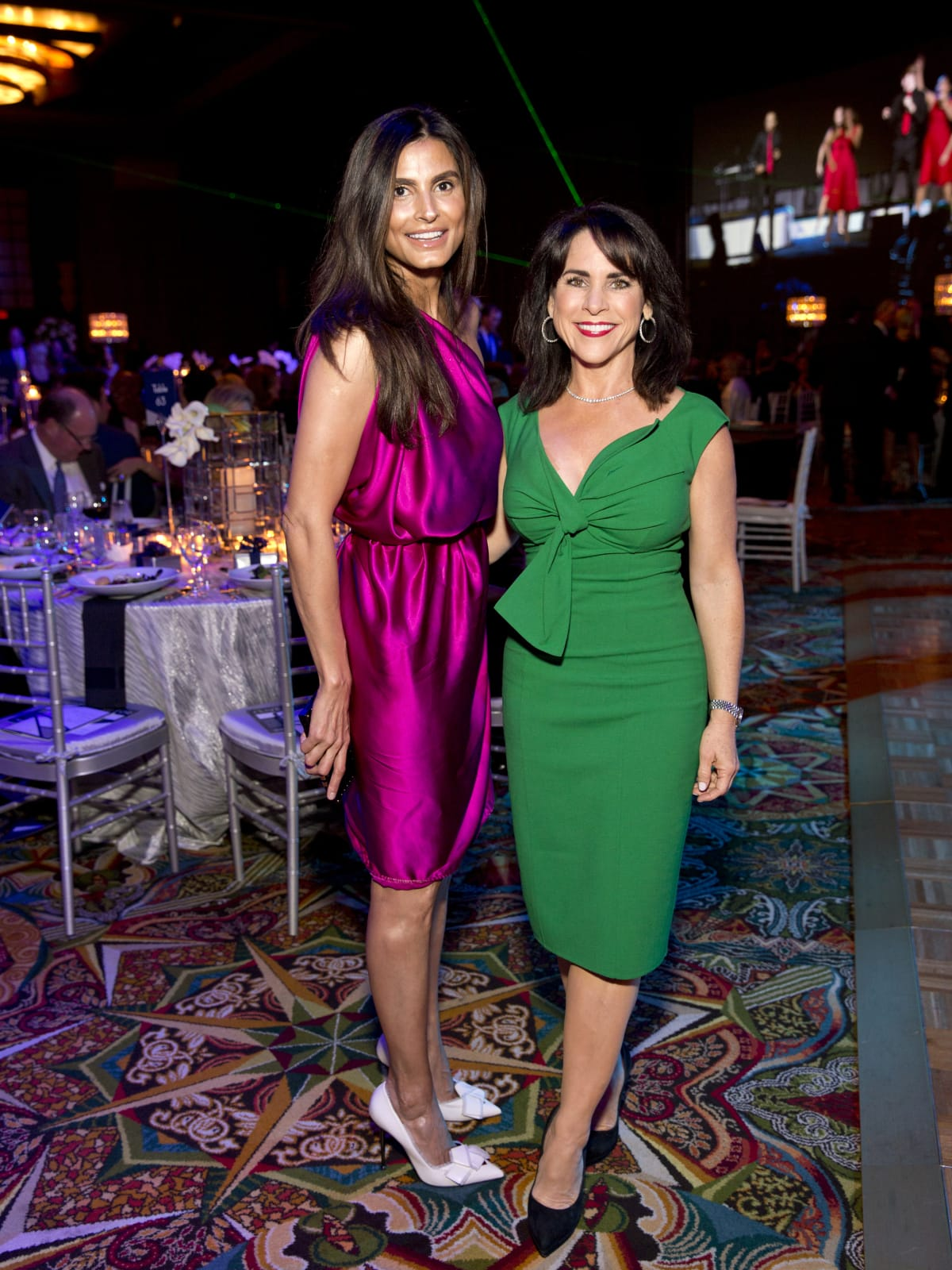Houston, Methodist Hospital Rendezvous Live Young Gala, November 2017, Sabiha Rehmatulla, Maria Bush