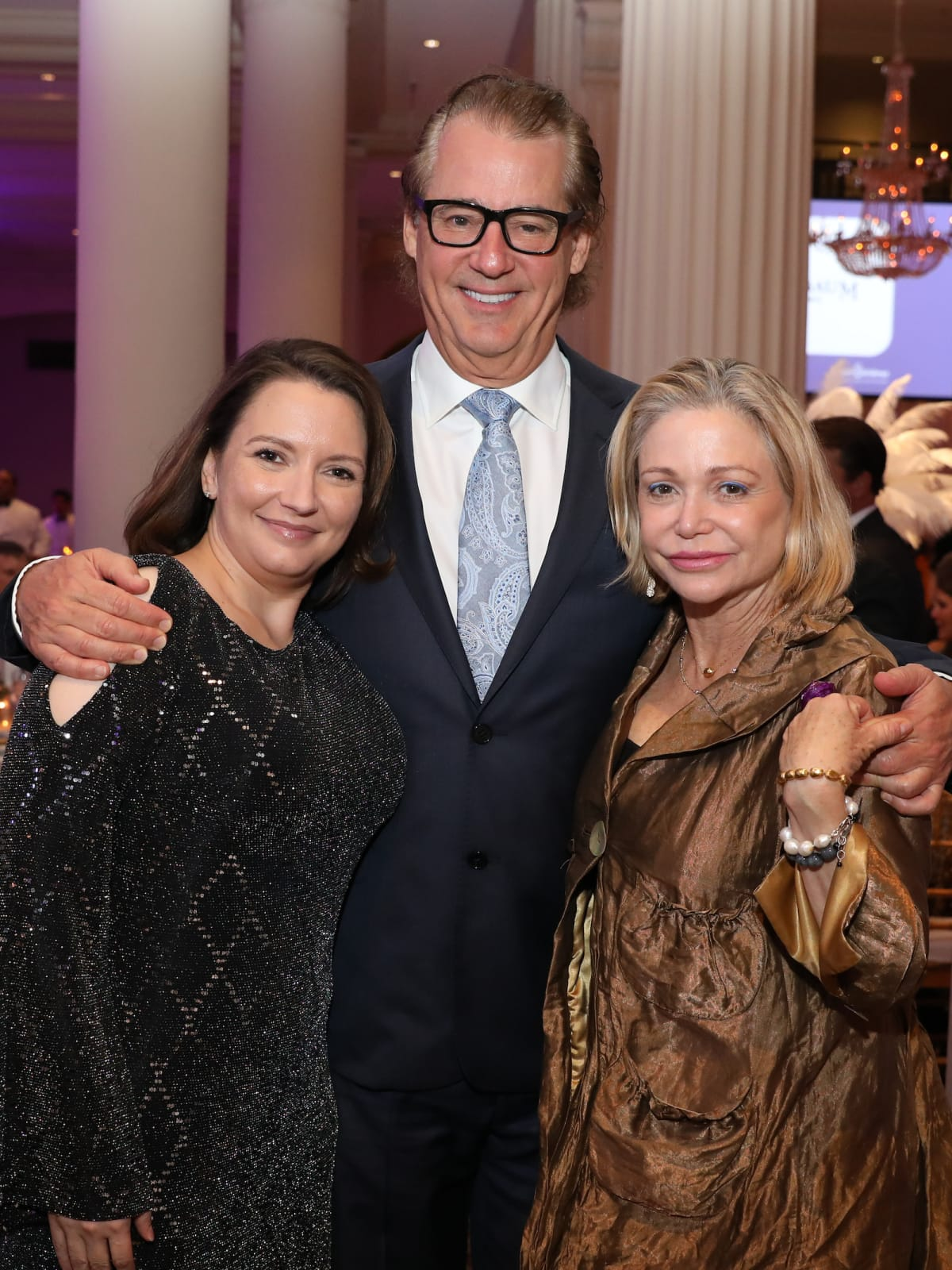 Houston, March of Dimes Signature Chefs, November 2017, Darcie Wells, Robert Del Grande, Mimi Del Grande