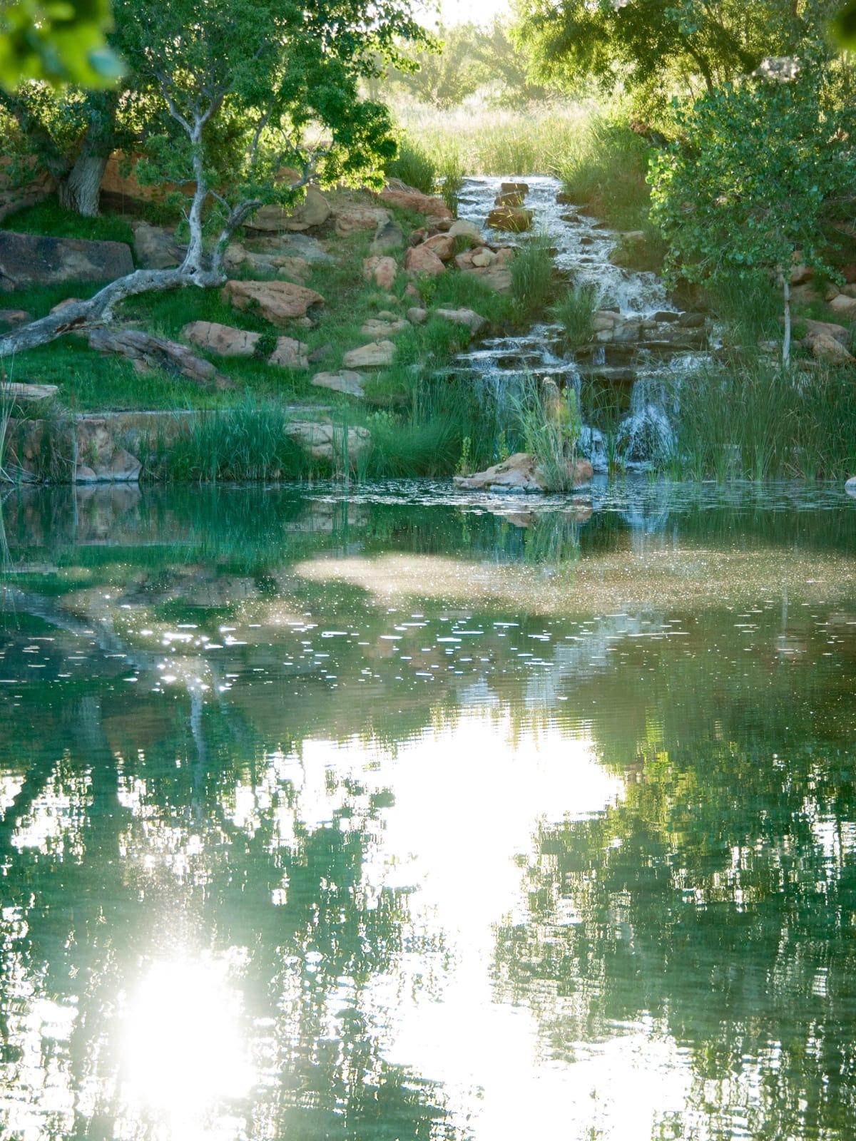T. Boone Pickens, Mesa Vista Ranch