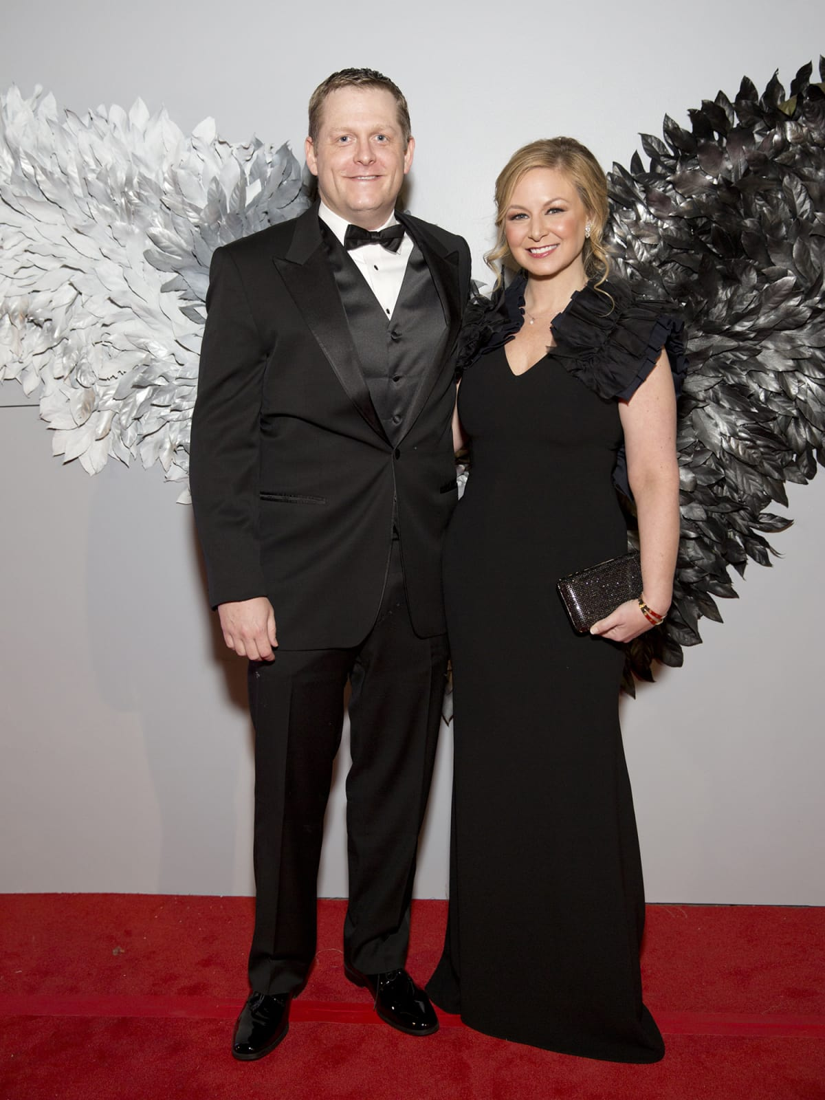 Houston, Ballet Ball, February 2018, Josh Gravenor, Jennifer Gravenor