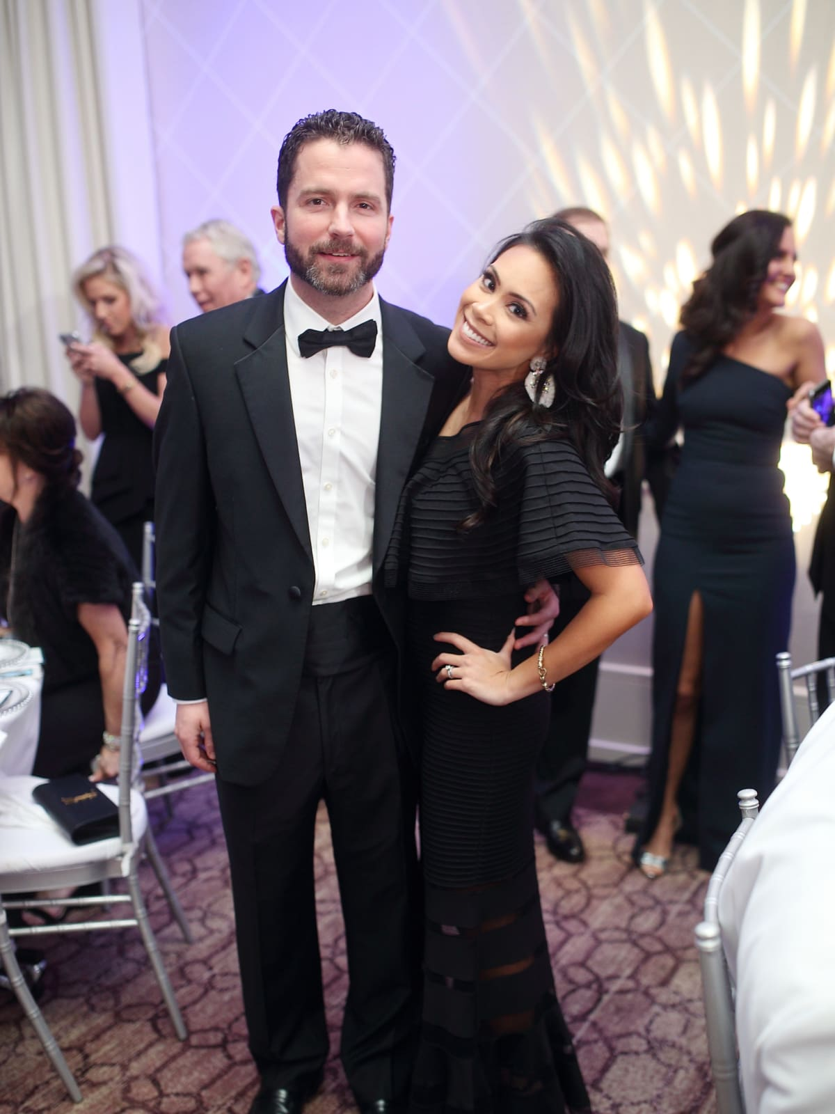 Stephen and Kim Perich