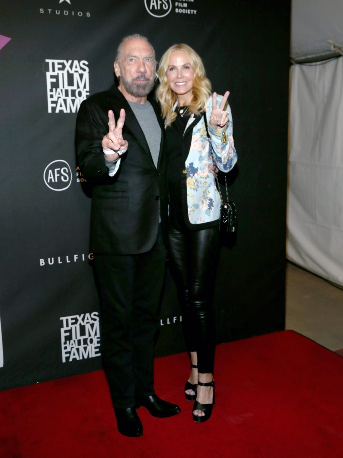 Texas Film Awards john paul dejoria eloise