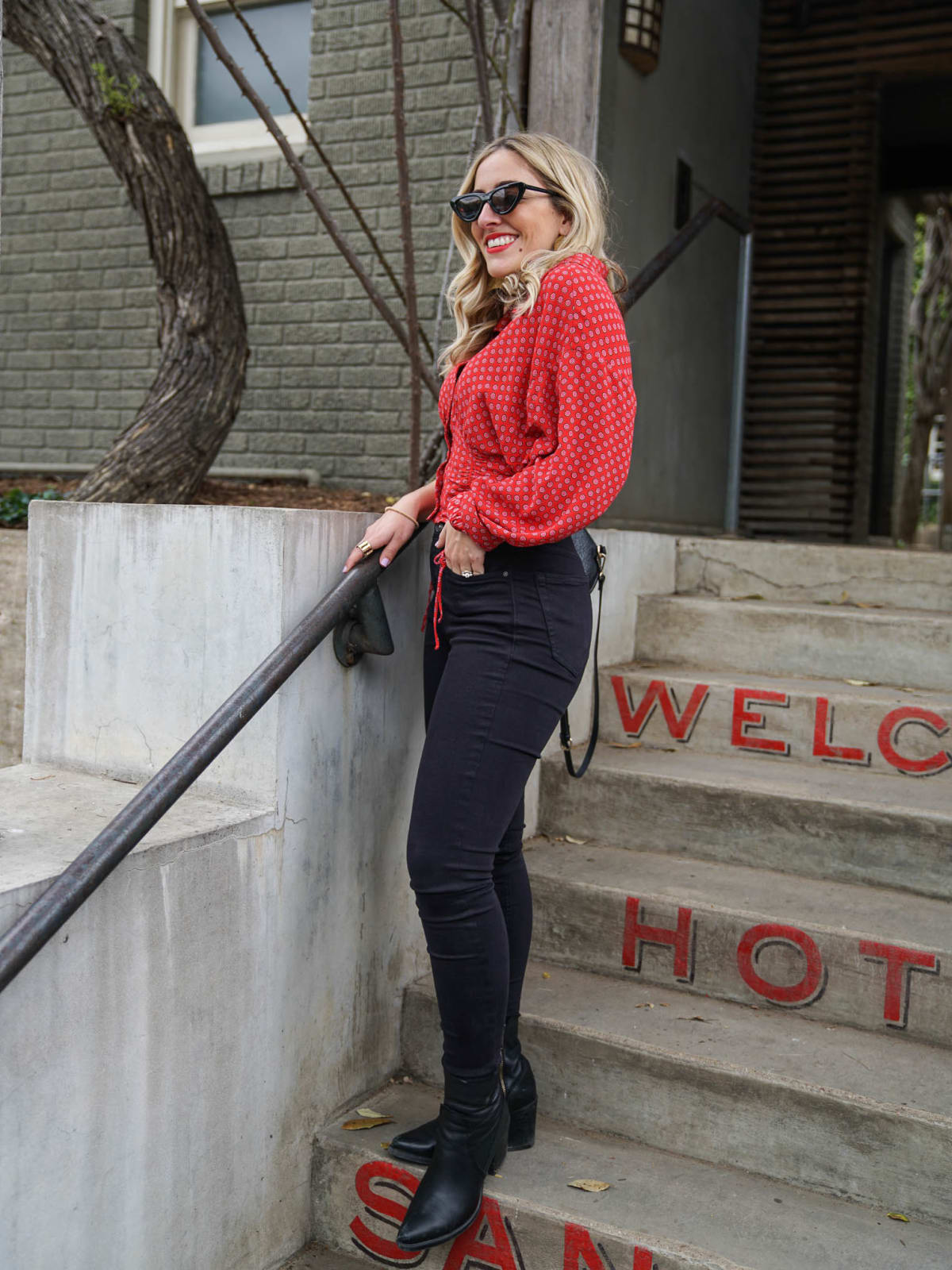 SXSW Street Style 2018 Adriana Allen