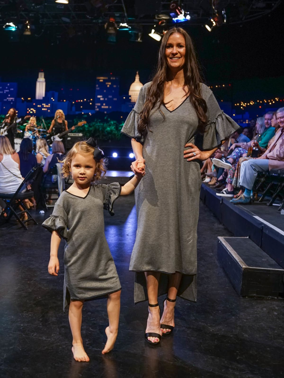 Fashion X Austin: LIVE Leah Harris Mommy & Me