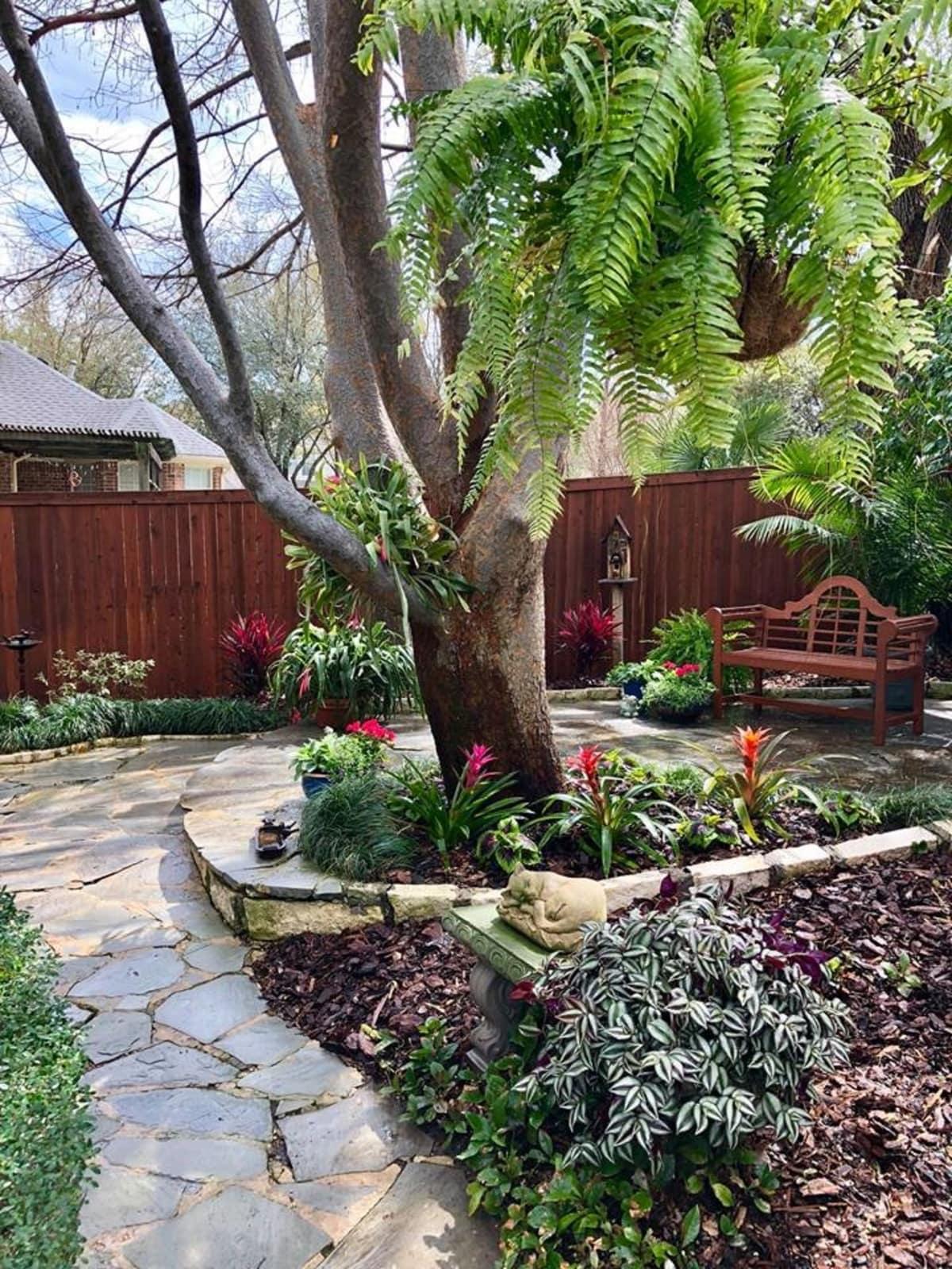 Colleyville Garden Promenade 2018