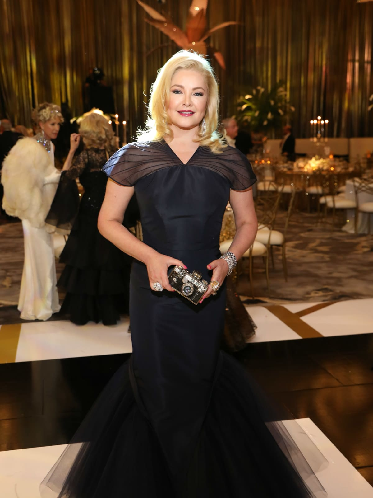 Opera Ball gowns Whitney Crane in Zac Posen