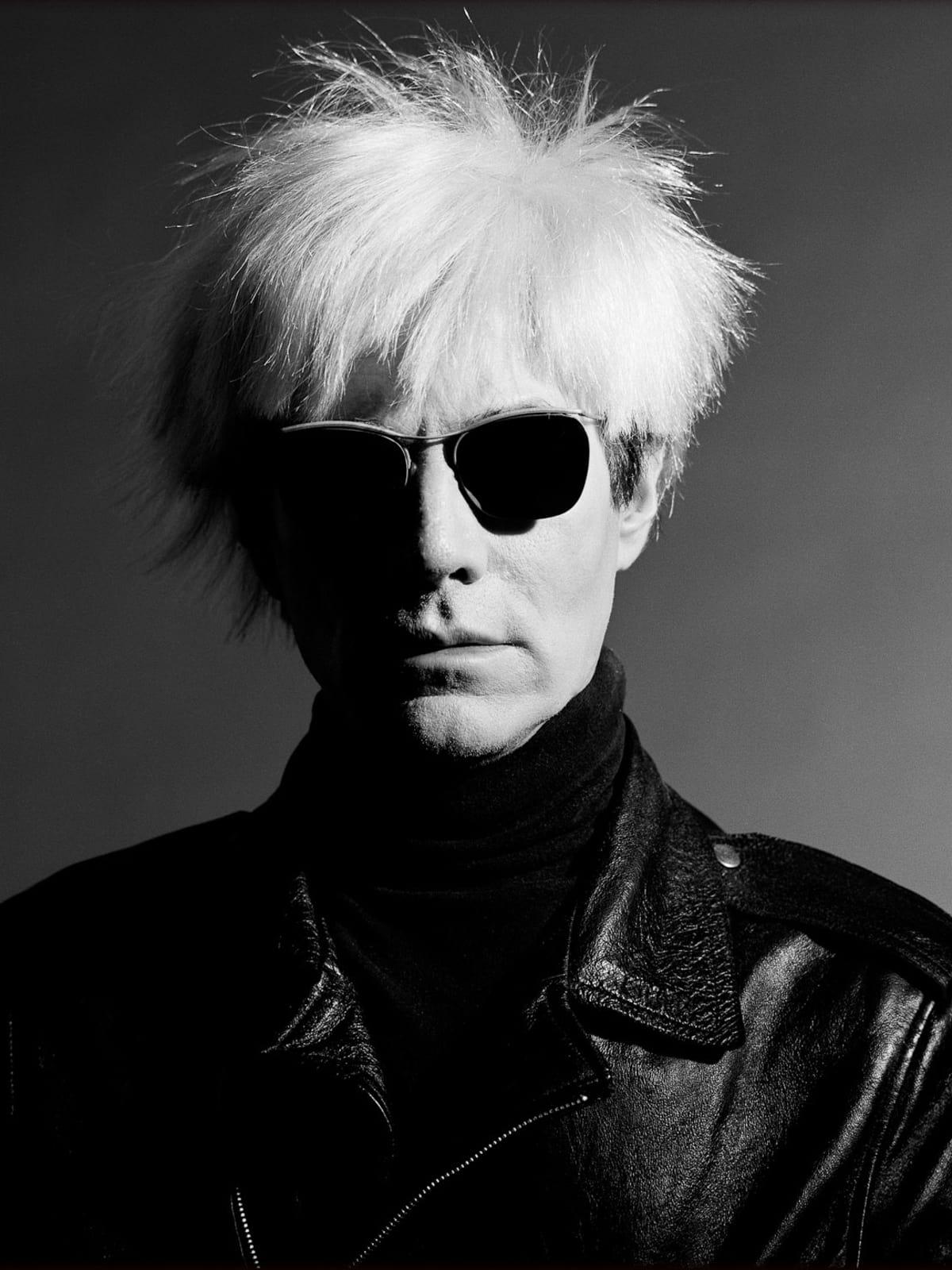 News_Greg Gorman_Andy Warhol