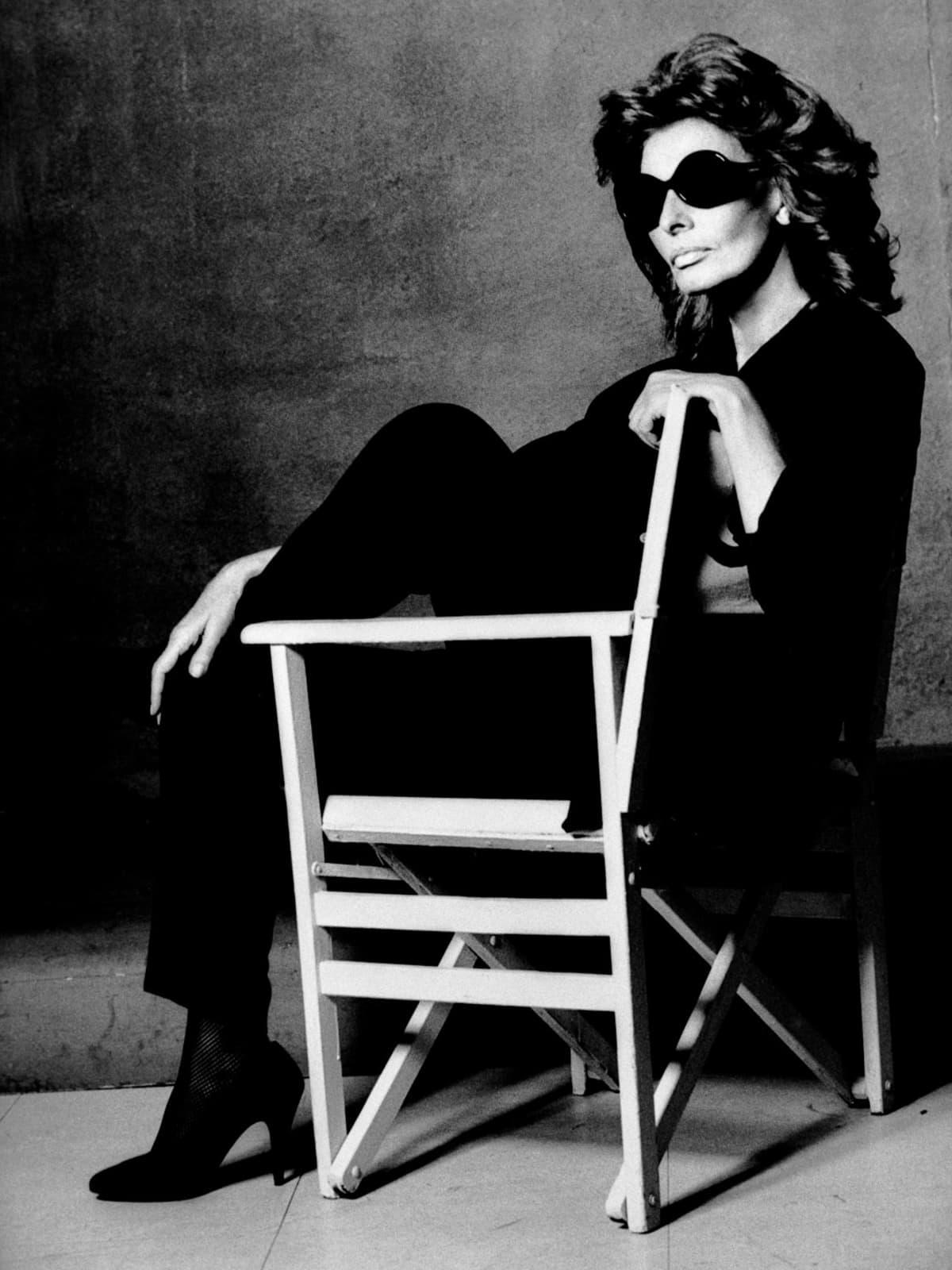 News_Greg Gorman_Sophia Loren