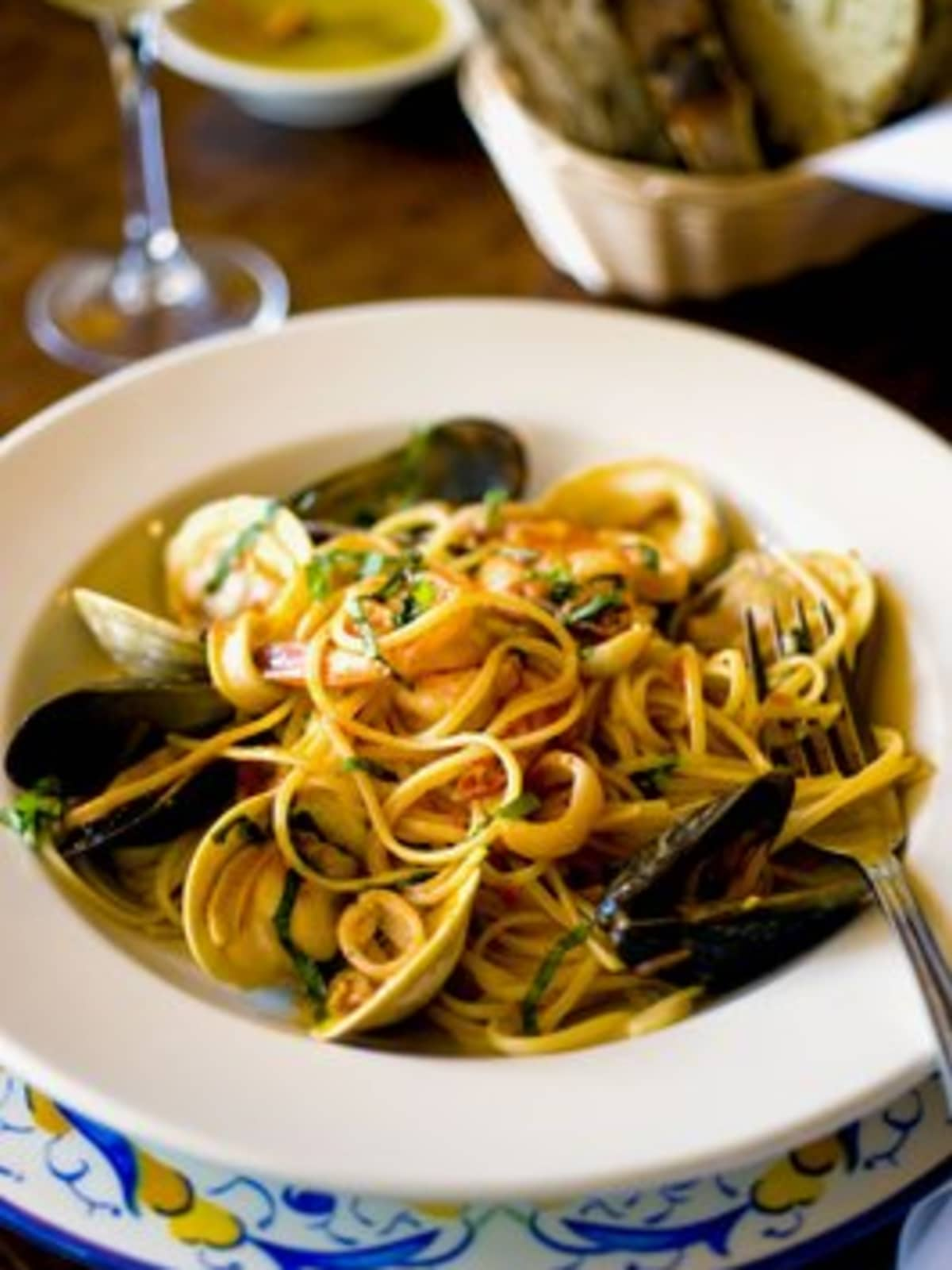 Austin Photo: Places_Food_quattro_gatti_pasta