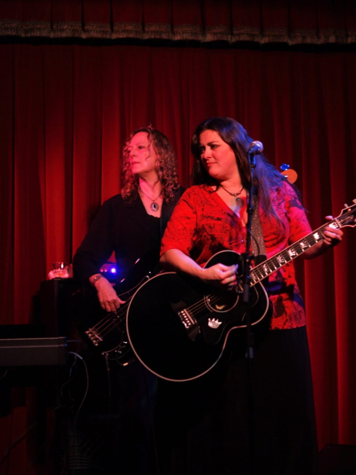 Austin Photo: Places_Live Music_Cactus Cafe_Stage