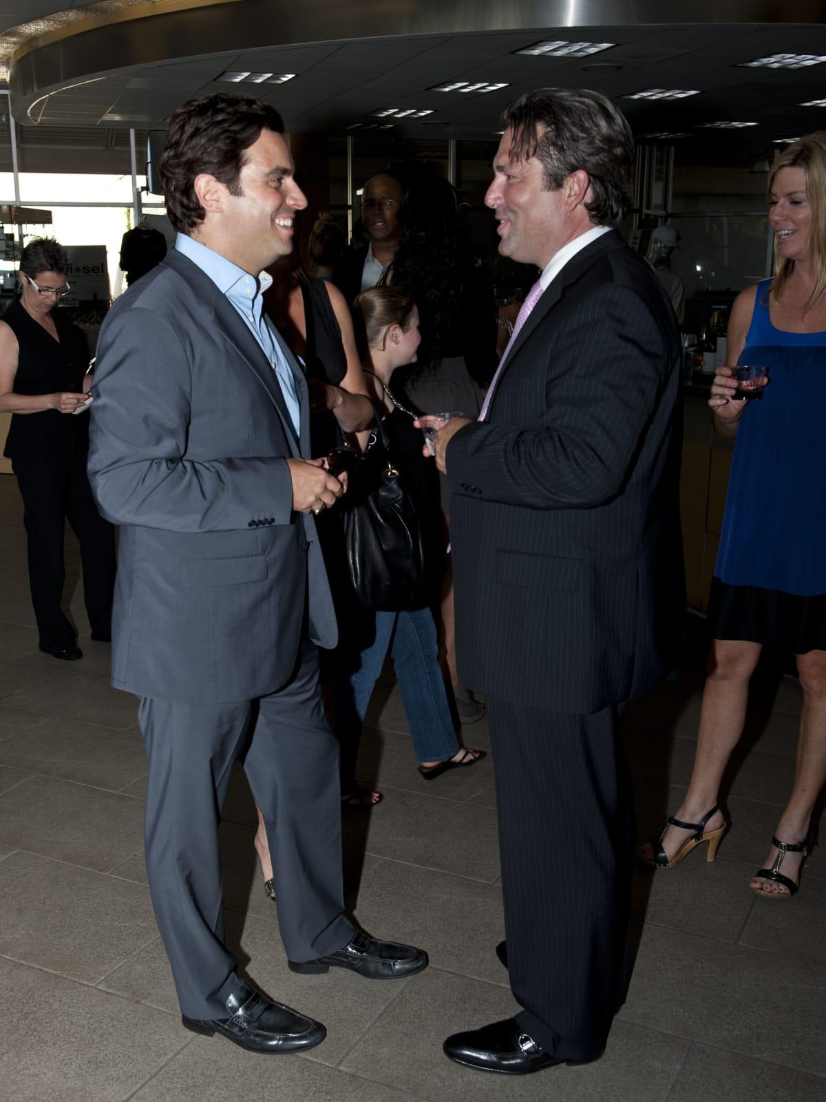 News_Ballet Barre_Sam Governale_Jared Lang, June 2011