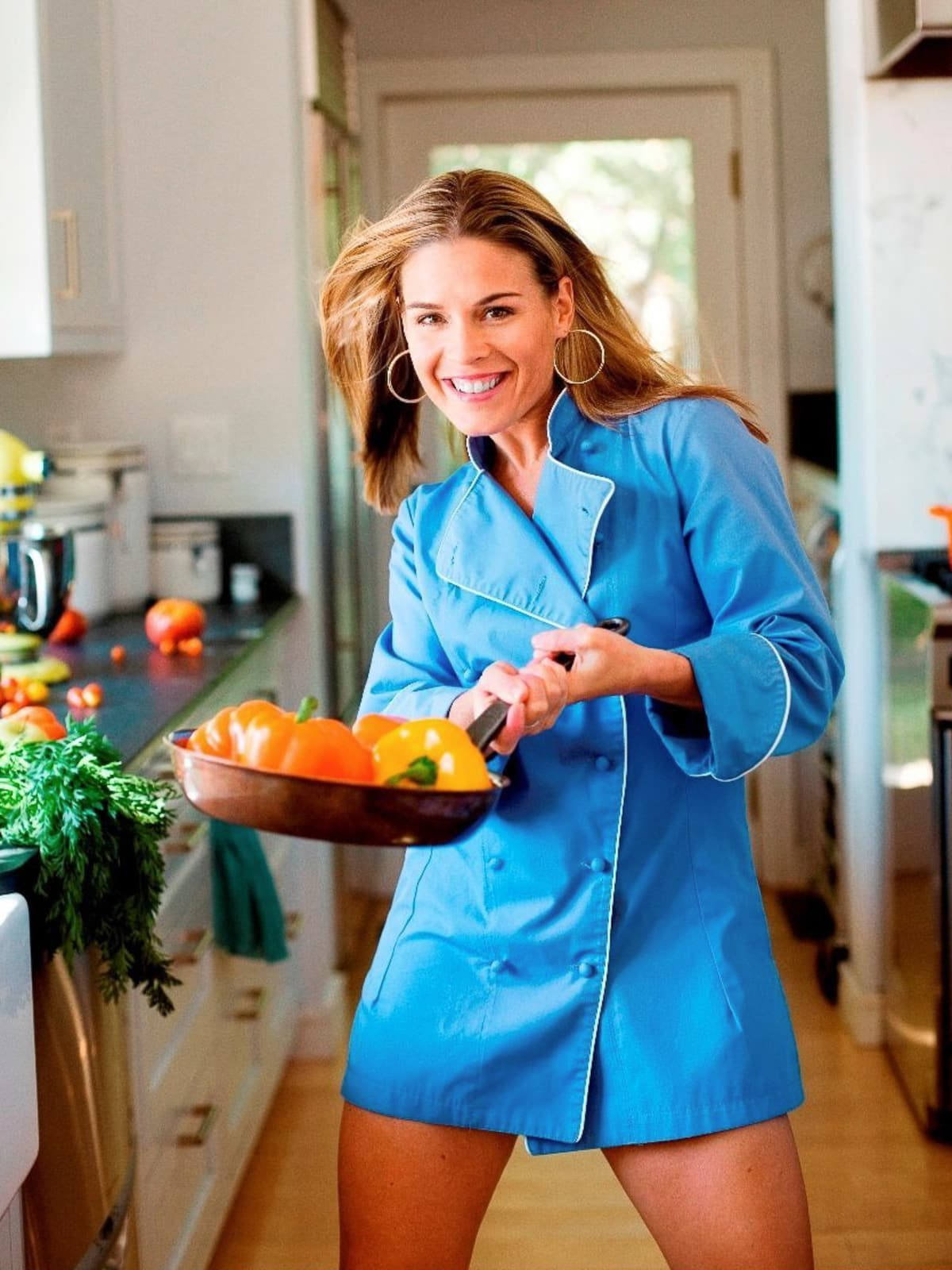Food Network star Cat Cora flying into Houston to open a new restau ...