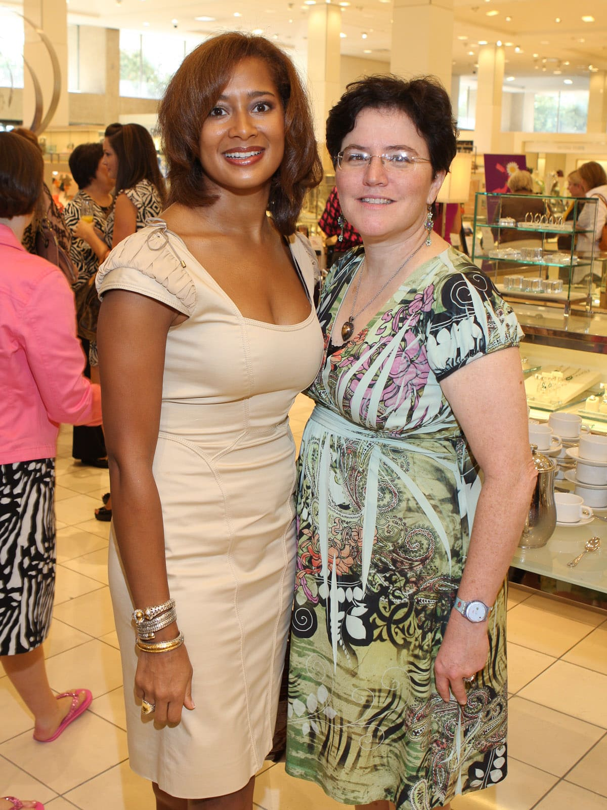 News_Stiletto Strut_Dr. Camille Cash_Dr. Elizabeth Bonefas