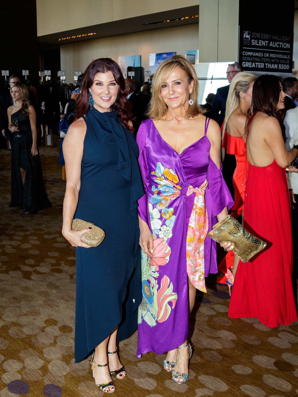 Cynthia Smoot, Jane McGarry at House of DIFFA 2018