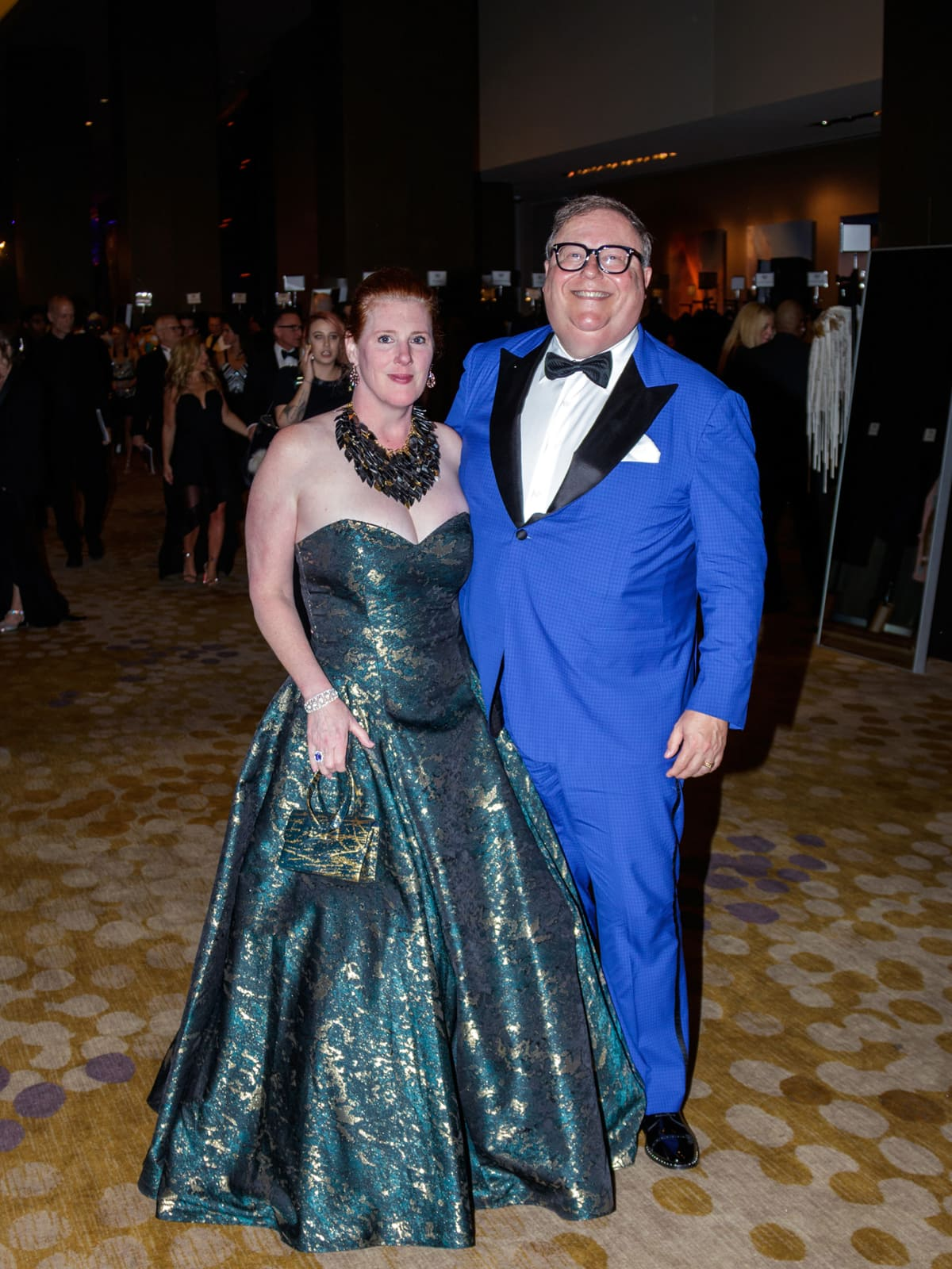 Anne Stodghill, Steve Stodghill at House of DIFFA 2018