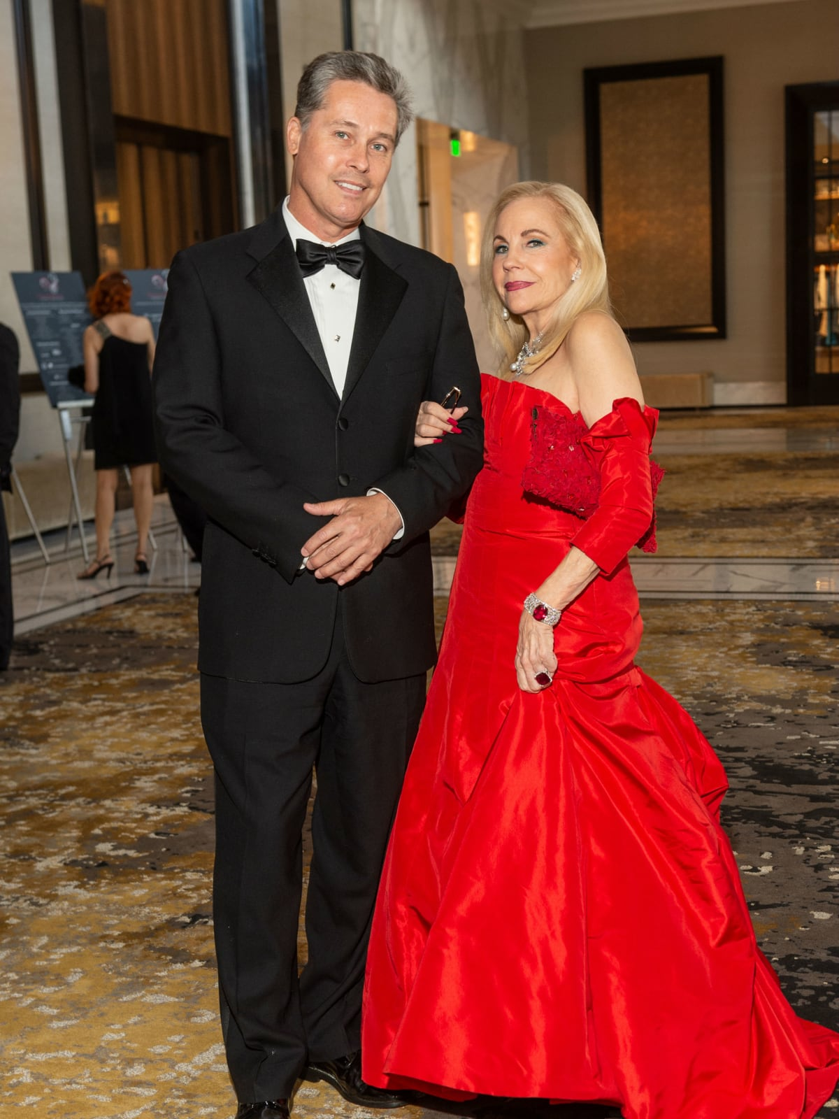 Virtuoso of Houston Gala Bob Nowak and Carloyn Farb