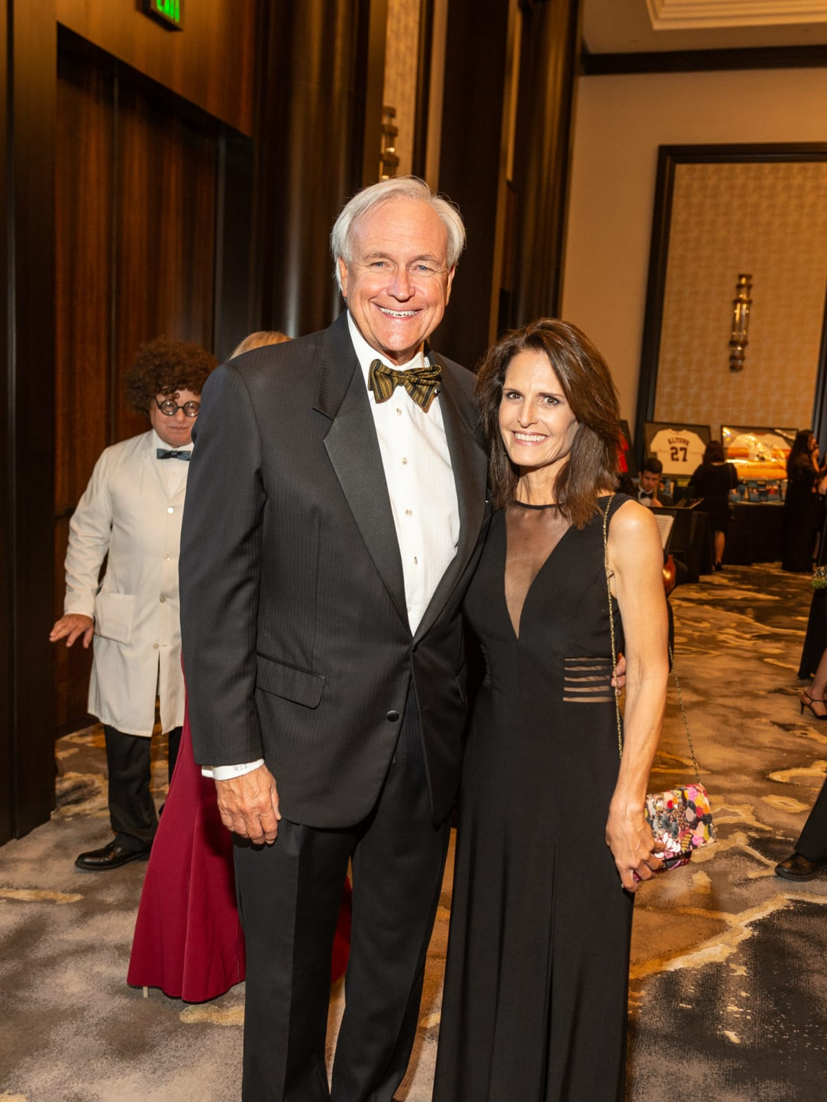 Virtuoso of Houston Gala Bill King and Kim Craig