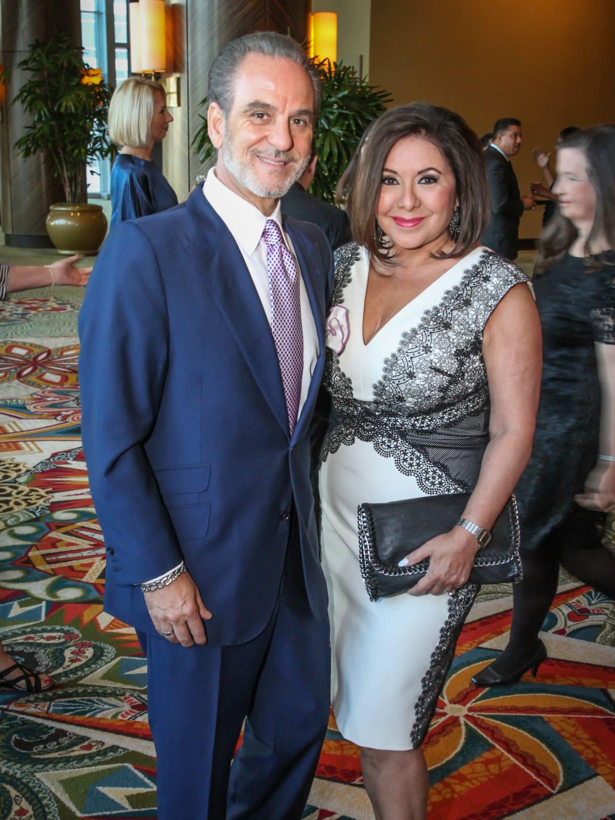 Rudy and Debbie Festari