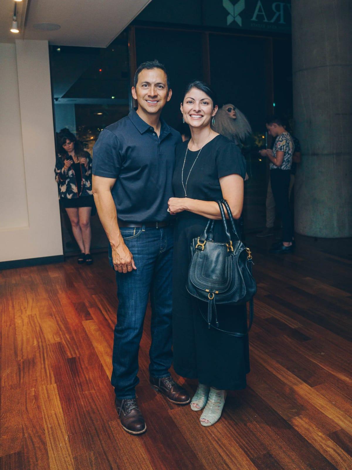 WEST After Hours at DEN Property Group Angel Rangel Delila Rangel