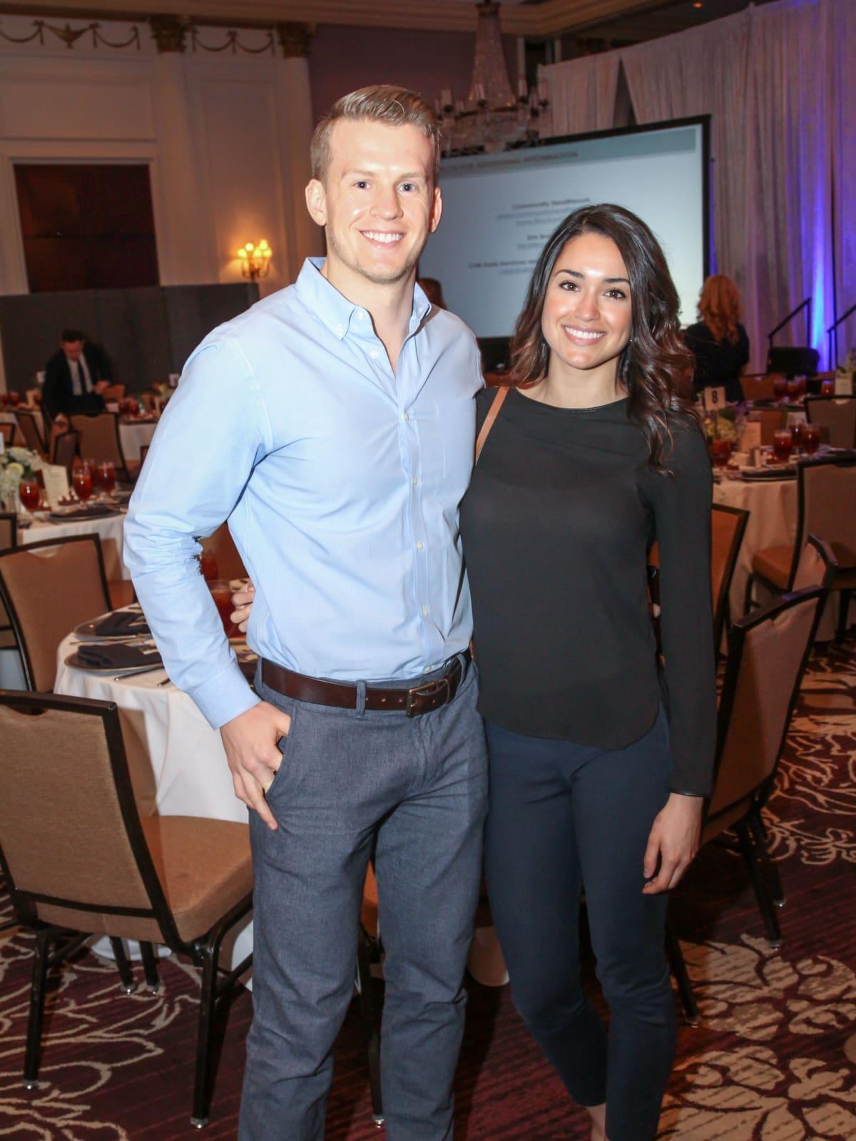 Blue Cure Samuel Frye and Elizabeth Cepeda