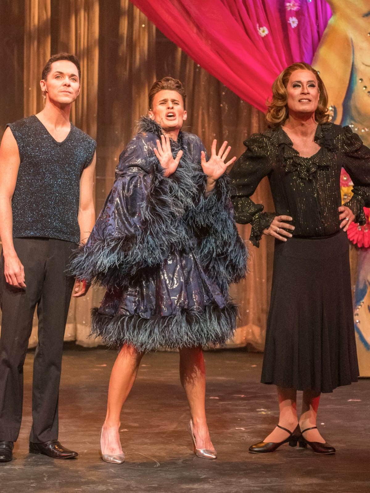 Priscilla Queen of the Desert at Uptown Players