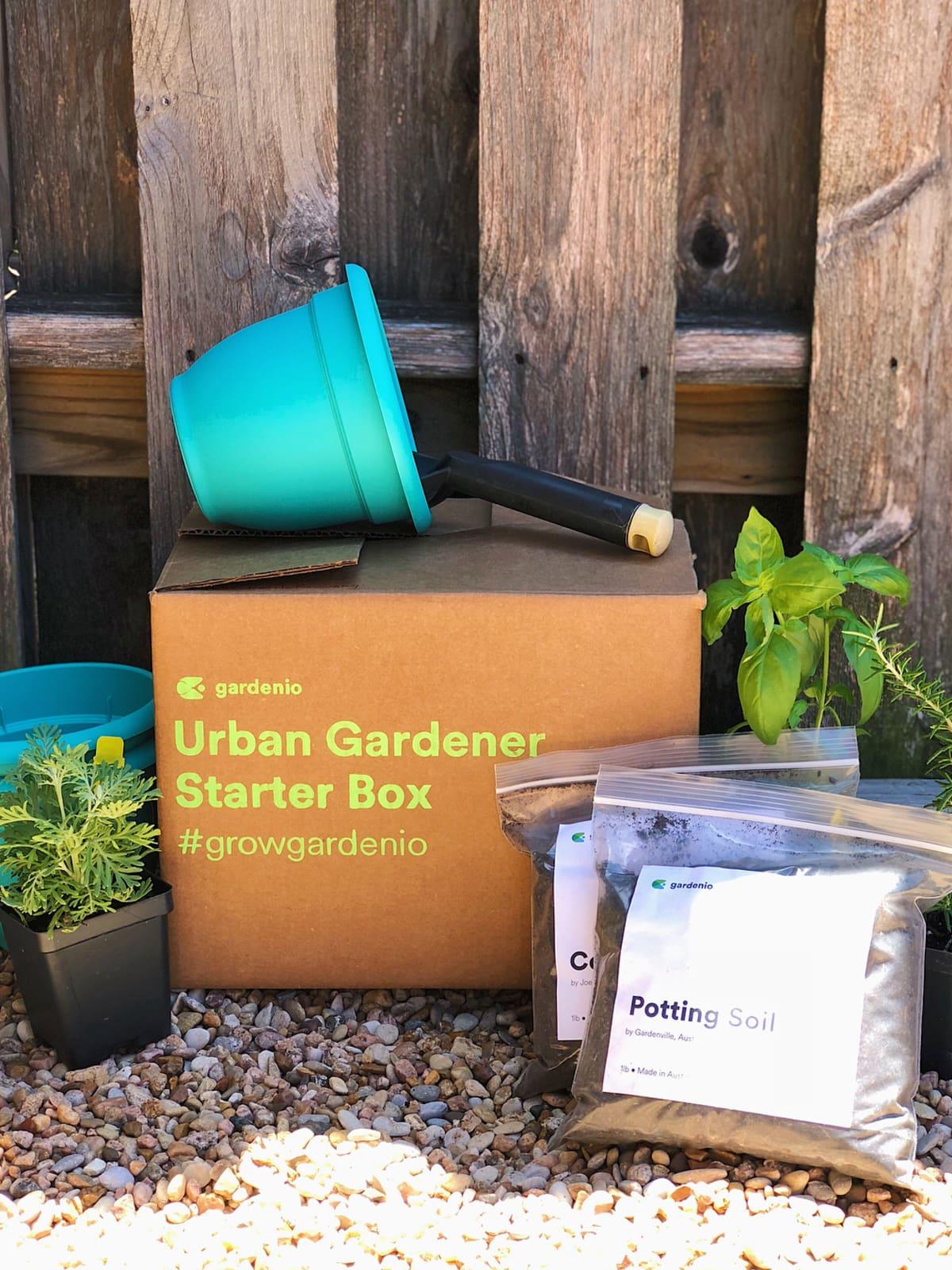 Gardenio gardening supplies
