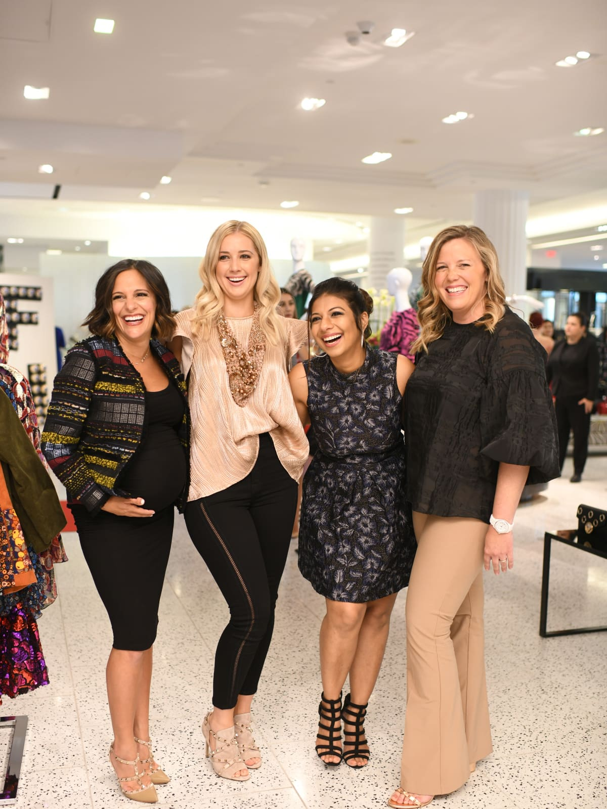 Wow Tootsies 2018 Allie Danizger, Courtney Campo, Karishma Asrani, Melissa Sugulas