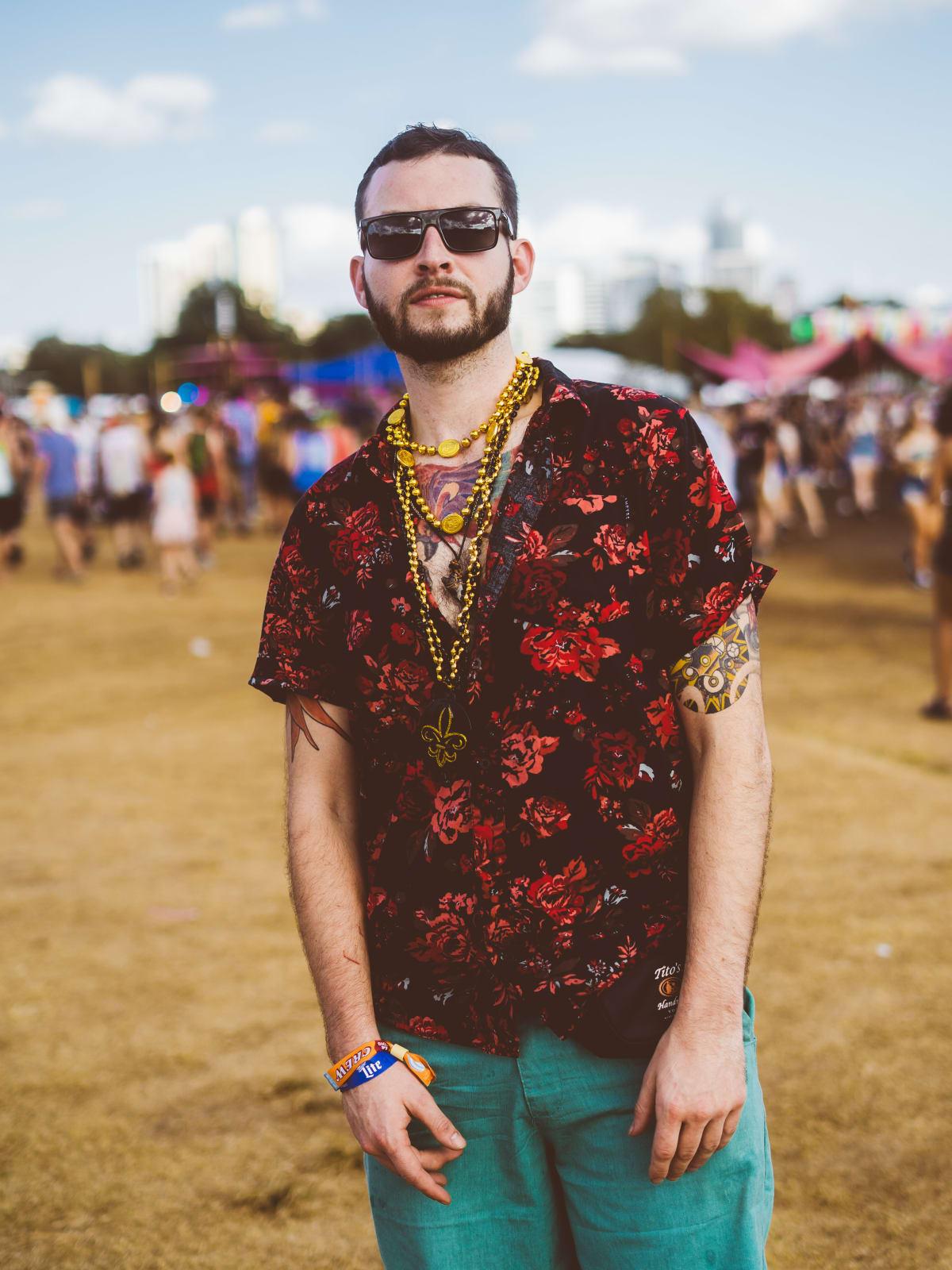 ACL Festival 2018 fashions