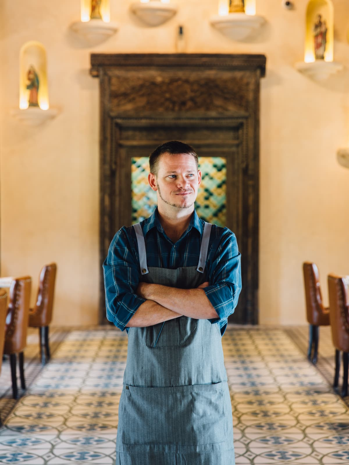 Tillie's restaurant executive chef Brandon Martin