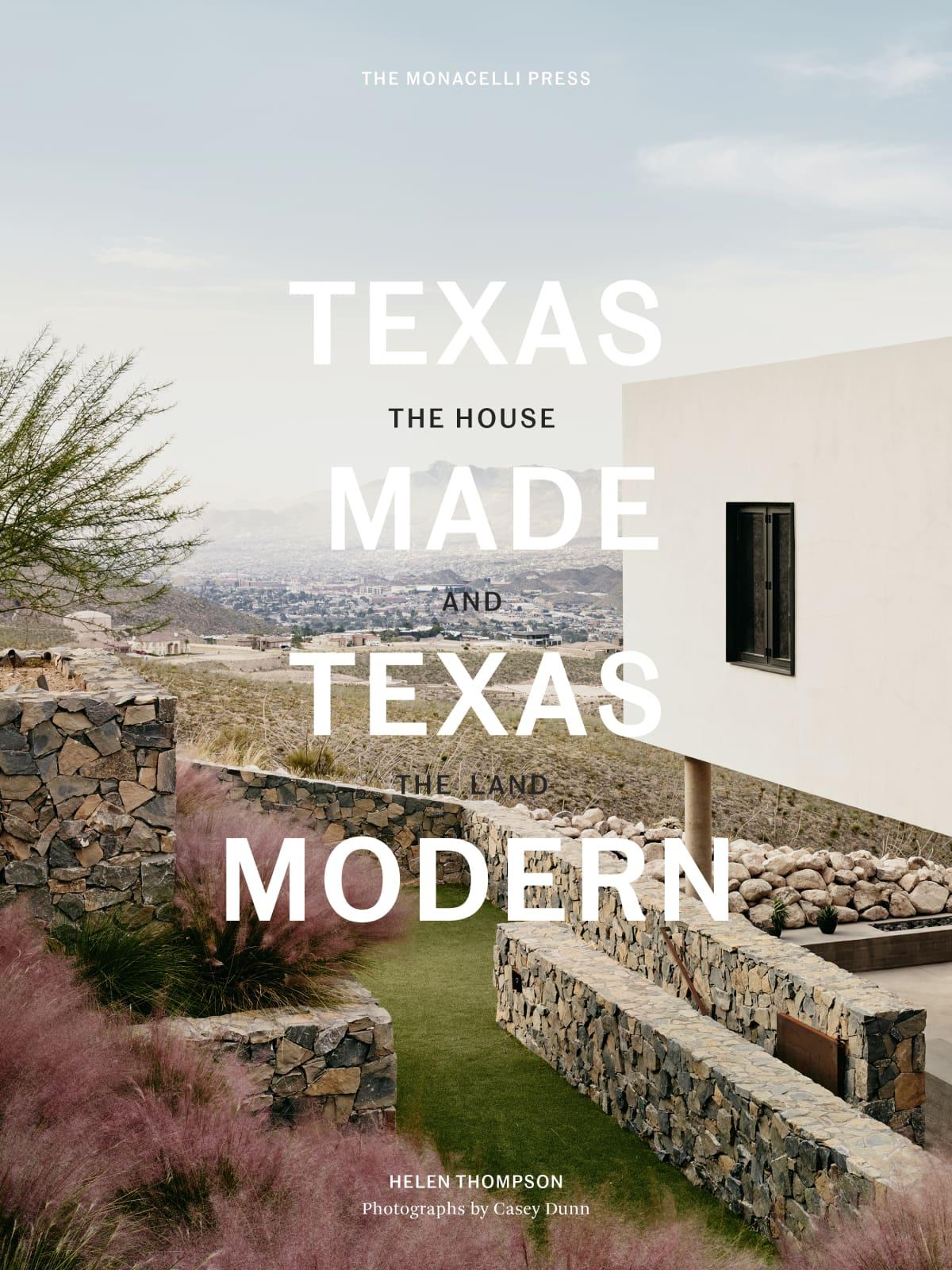 Texas Made Texas Modern cover
