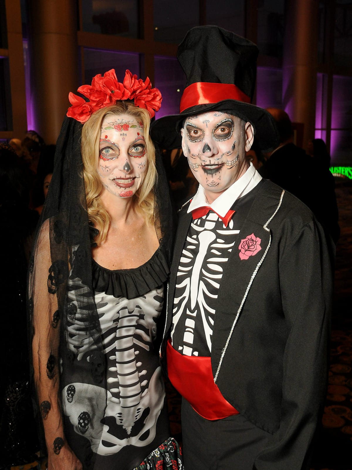 Ronald McDonald House Boo Ball Lynn and Ed Jones