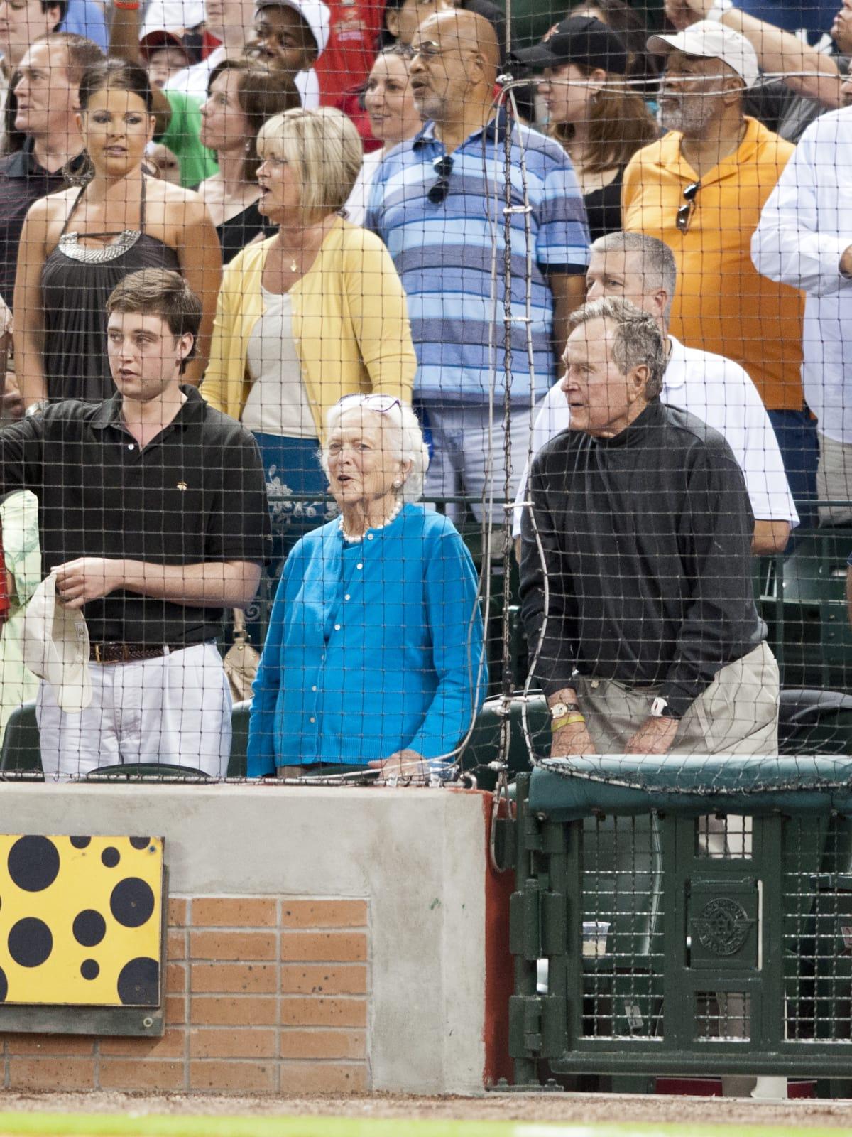 George Bush Astros