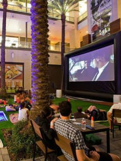 GreenStreet Houston Friday Flicks on The Lawn